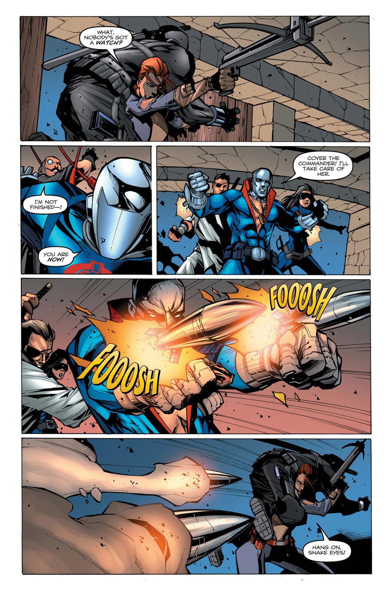 G.I. Joe: A Real American Hero 159 Page 8