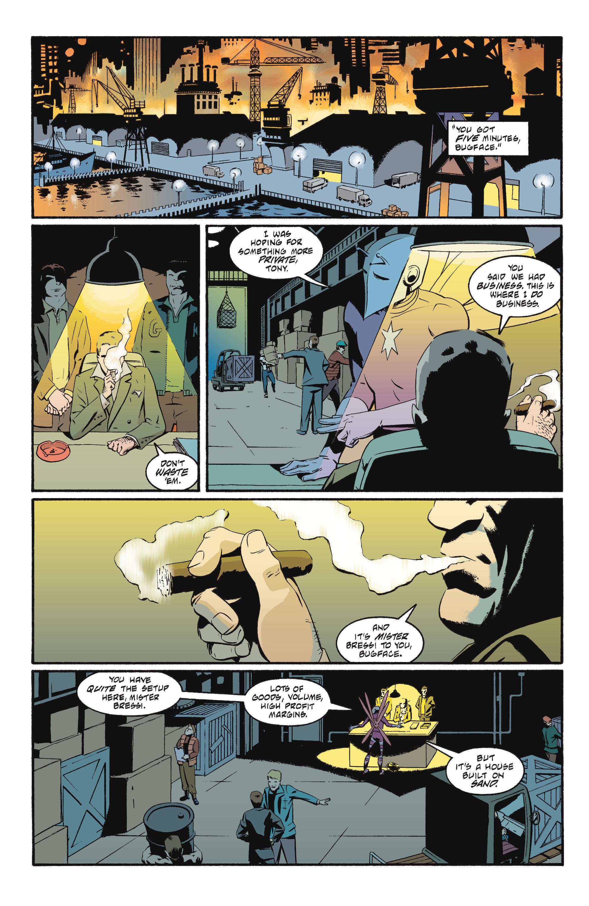 Read online Batgirl/Robin: Year One comic -  Issue # TPB 2 - 49