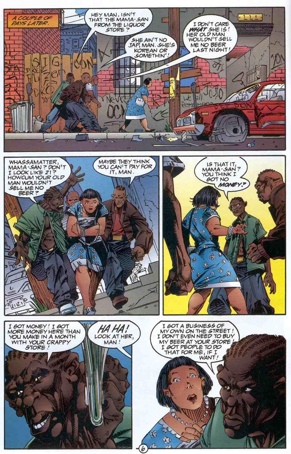 Read online Ultraverse Premiere comic -  Issue #3 - 8