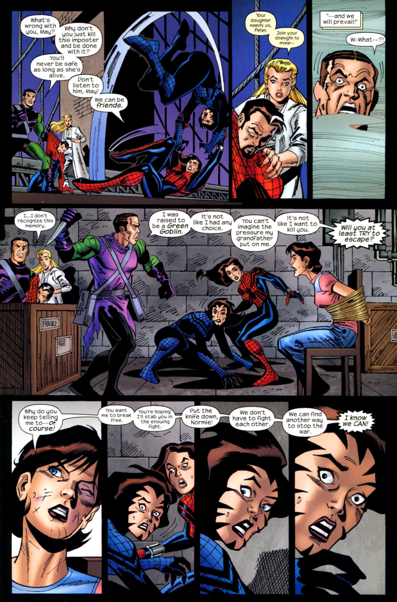 Read online Amazing Spider-Girl comic -  Issue #30 - 19