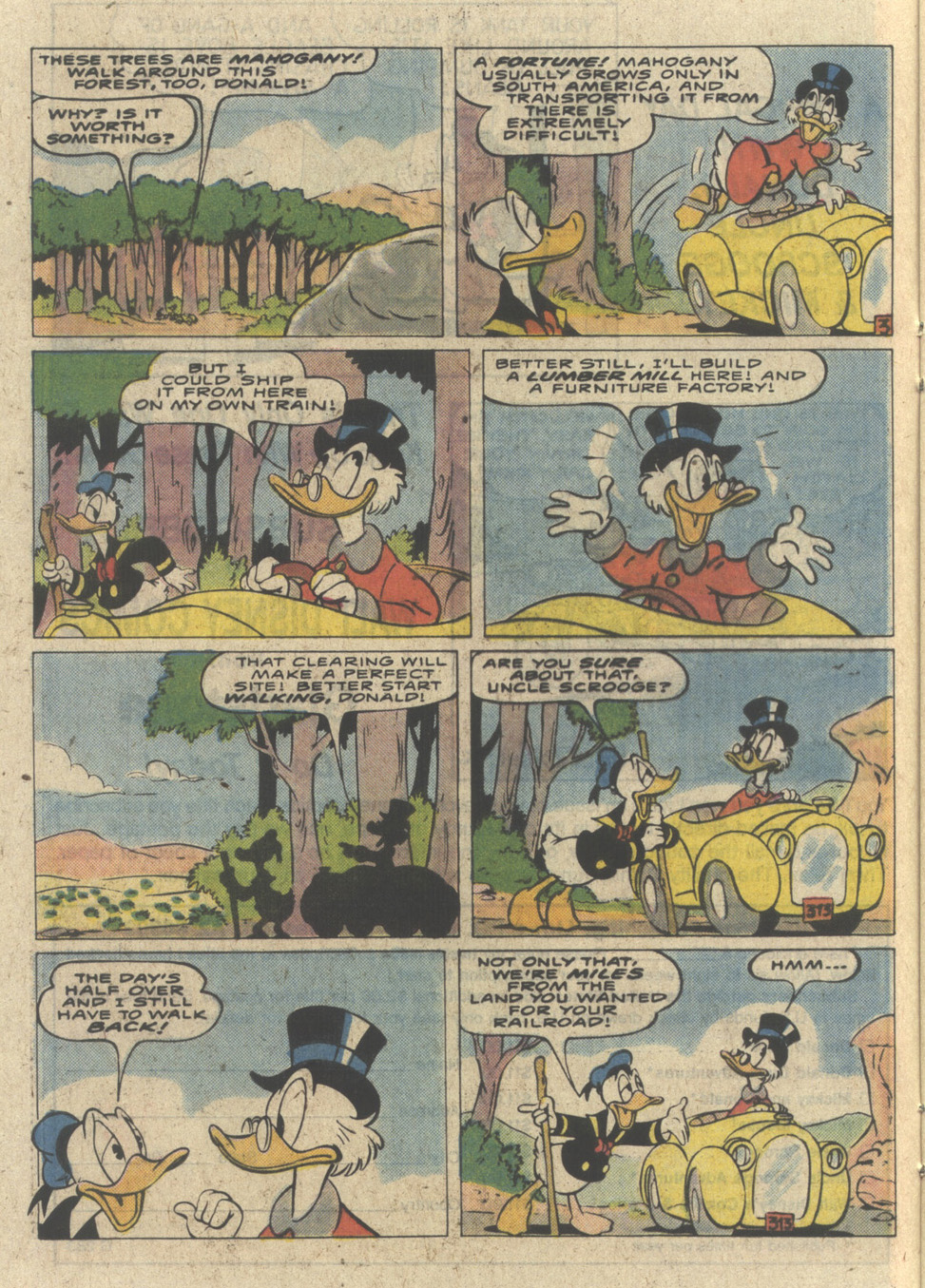 Read online Uncle Scrooge (1953) comic -  Issue #227 - 12