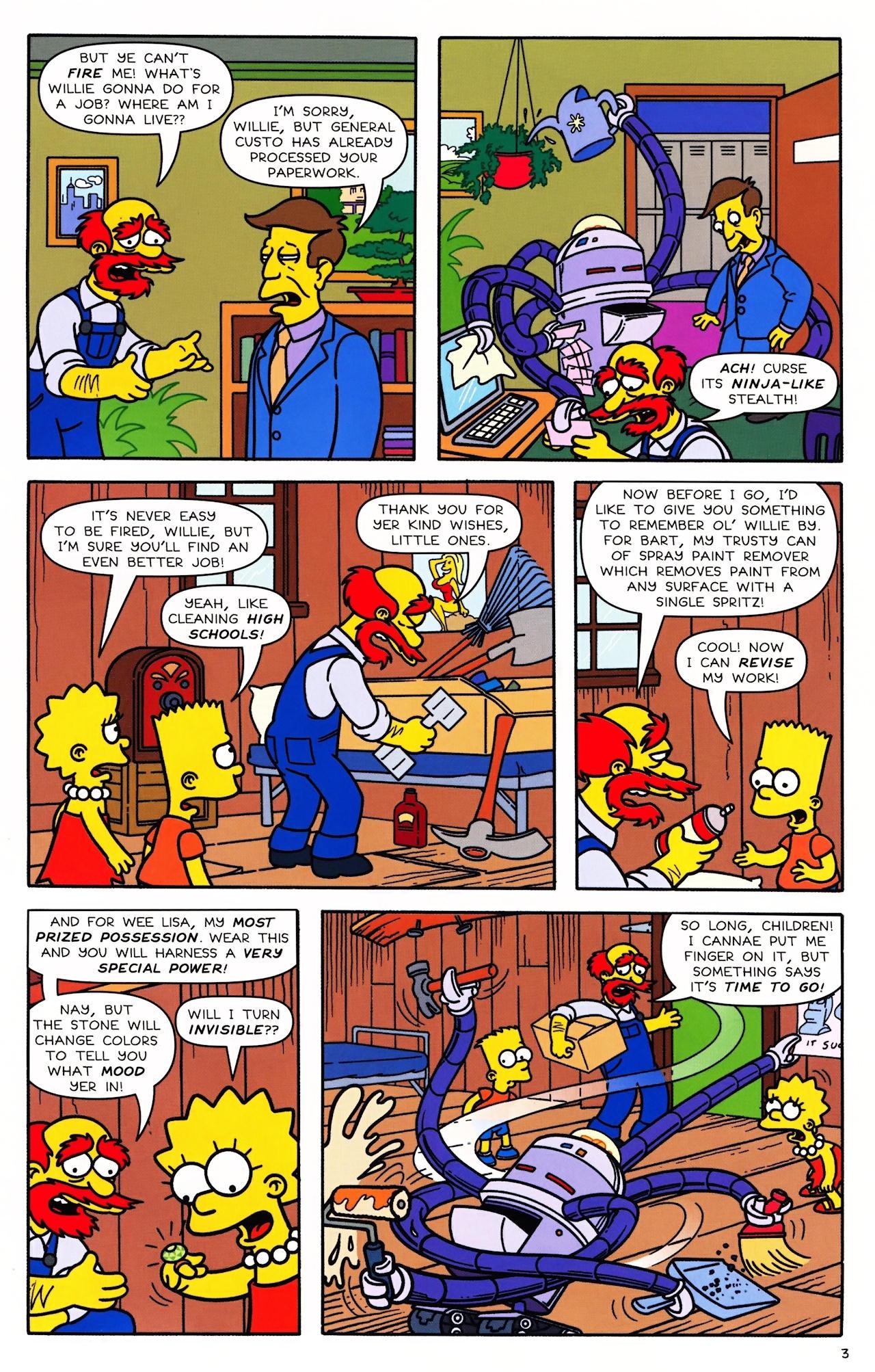 Read online Simpsons Comics Presents Bart Simpson comic -  Issue #46 - 5