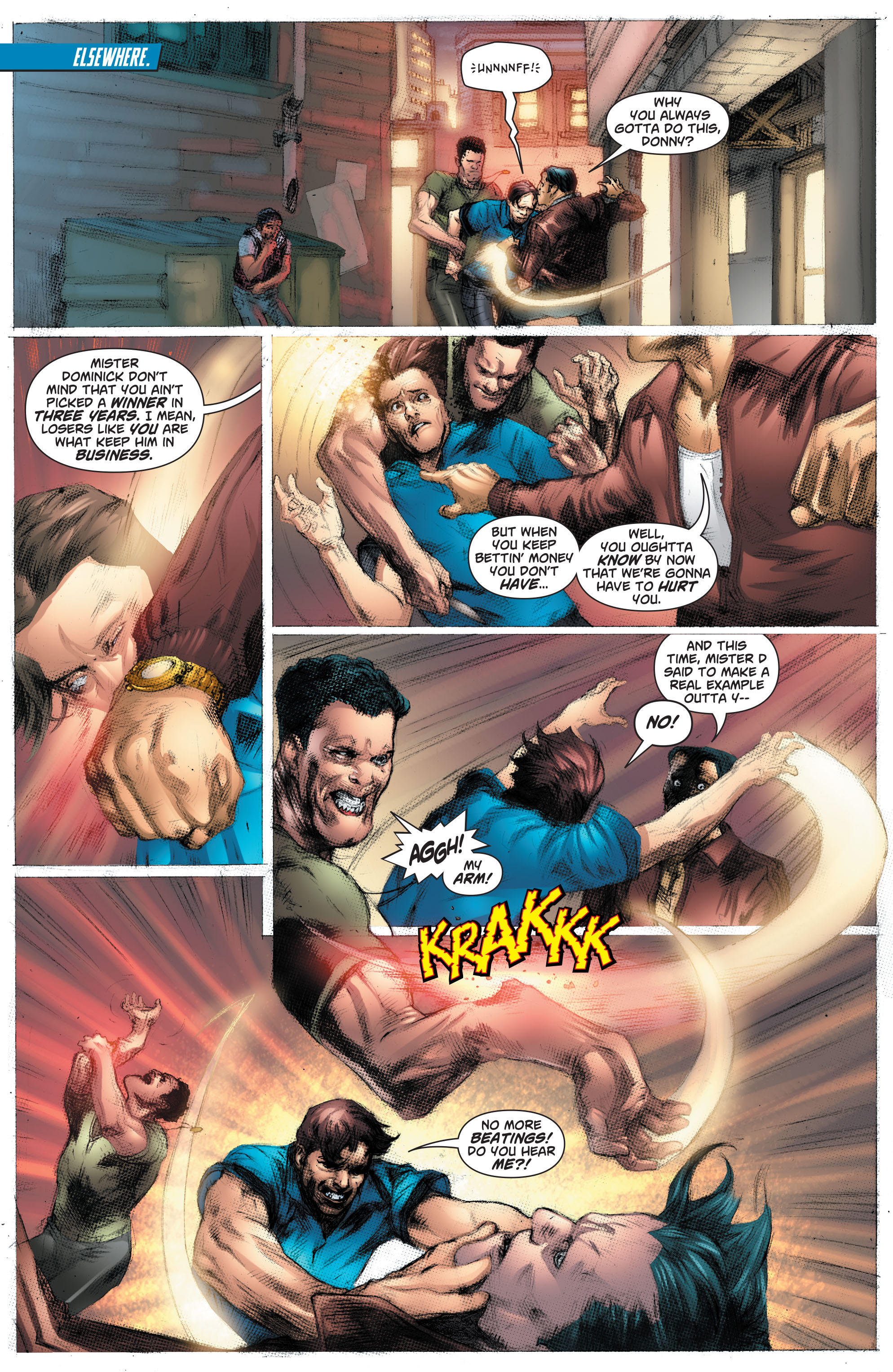 Read online Action Comics: Futures End comic -  Issue #Action Comics: Futures End Full - 6