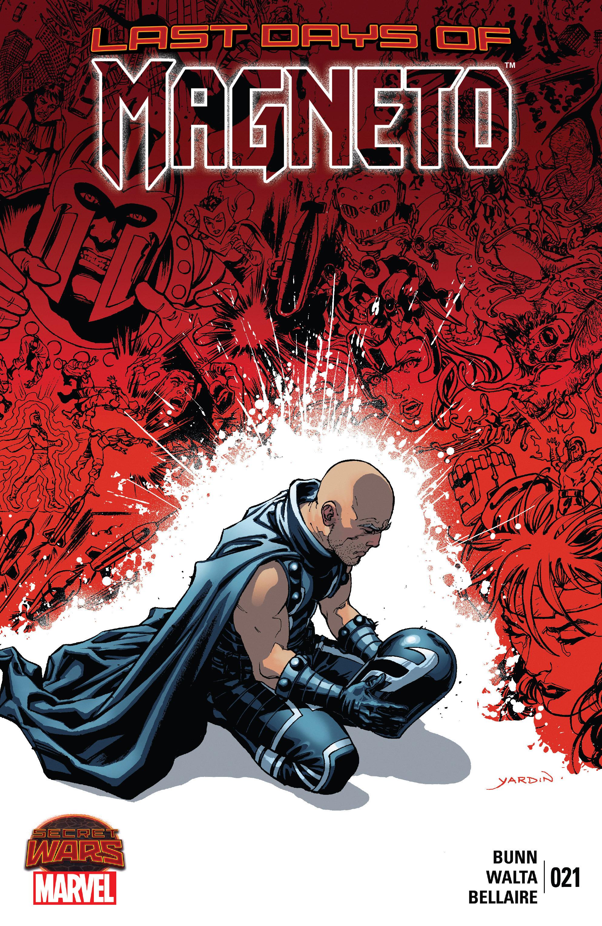 Read online Secret Wars: Last Days of the Marvel Universe comic -  Issue # TPB (Part 1) - 195