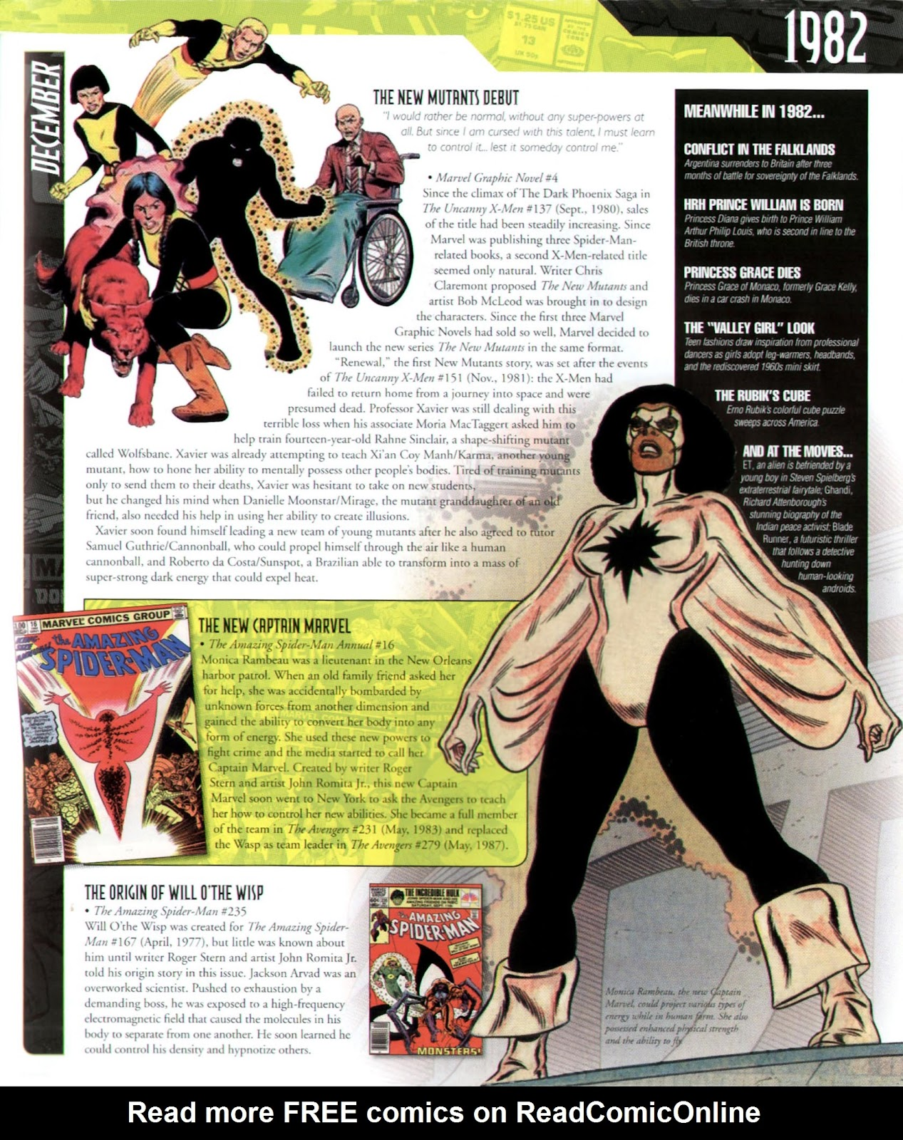 Read online Marvel Chronicle comic -  Issue # TPB (Part 3) - 8