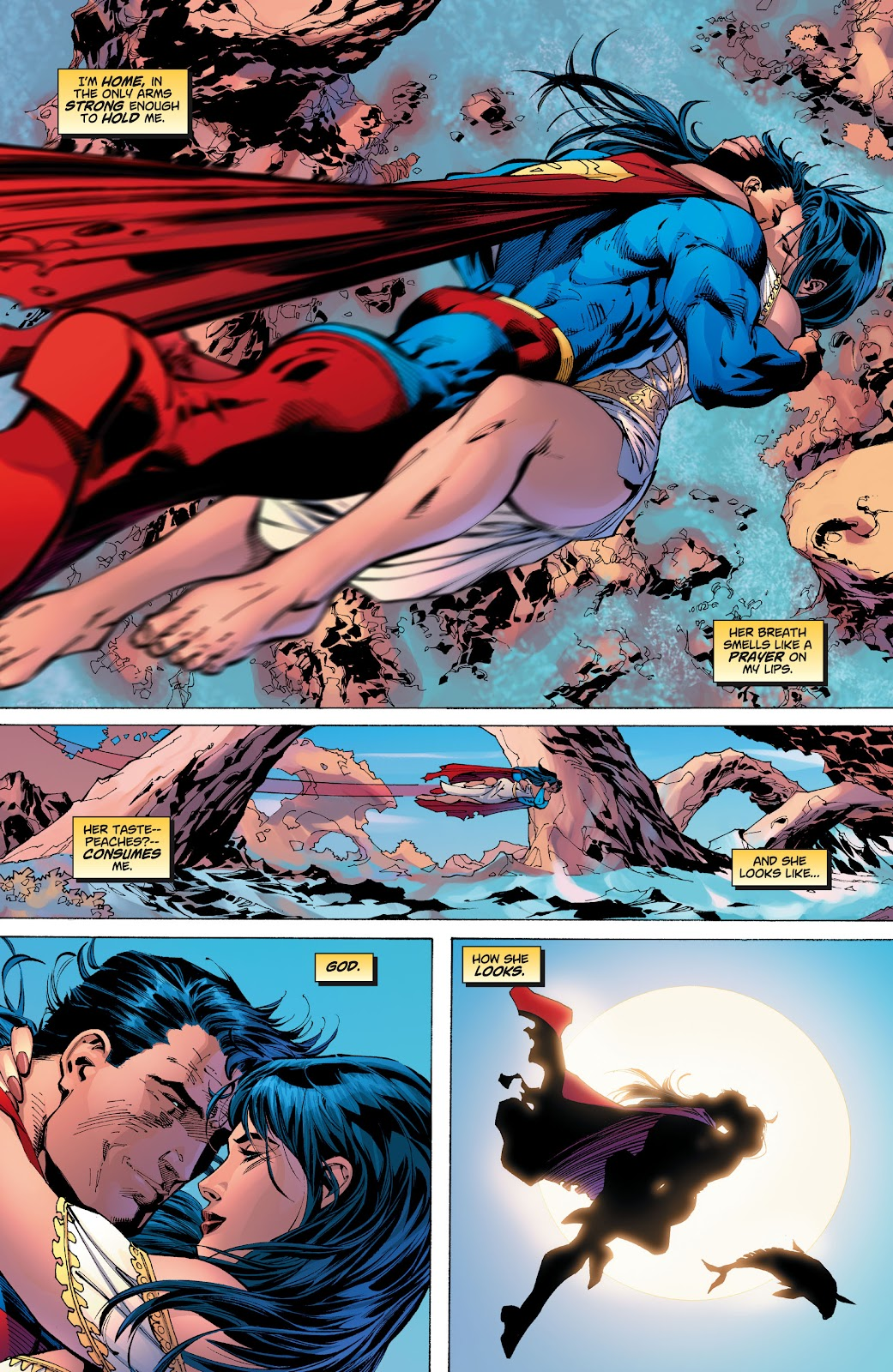 Read online Superman: For Tomorrow comic -  Issue # TPB (Part 3) - 17