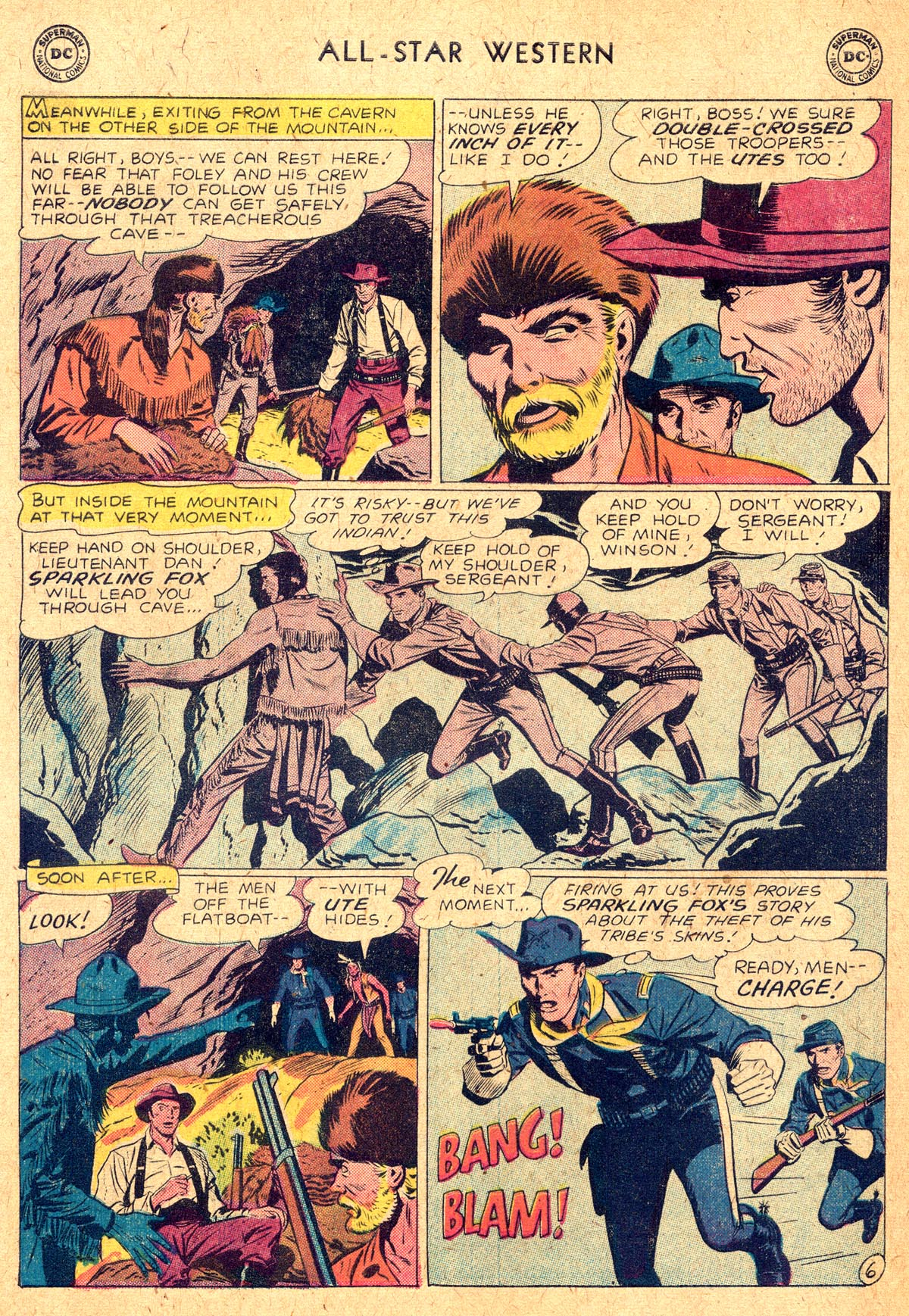 Read online All-Star Western (1951) comic -  Issue #104 - 20