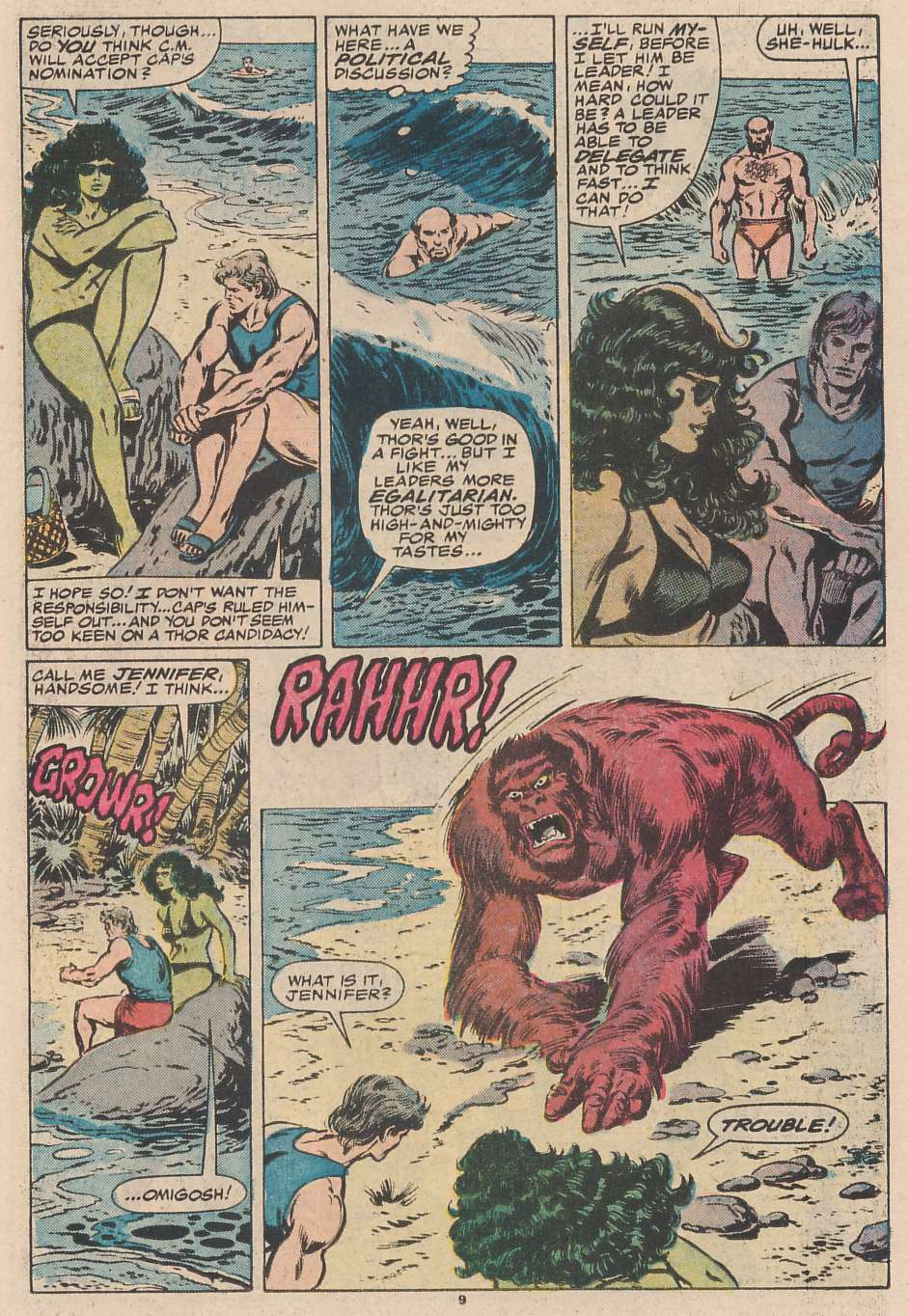 The Avengers (1963) 279 Page 9