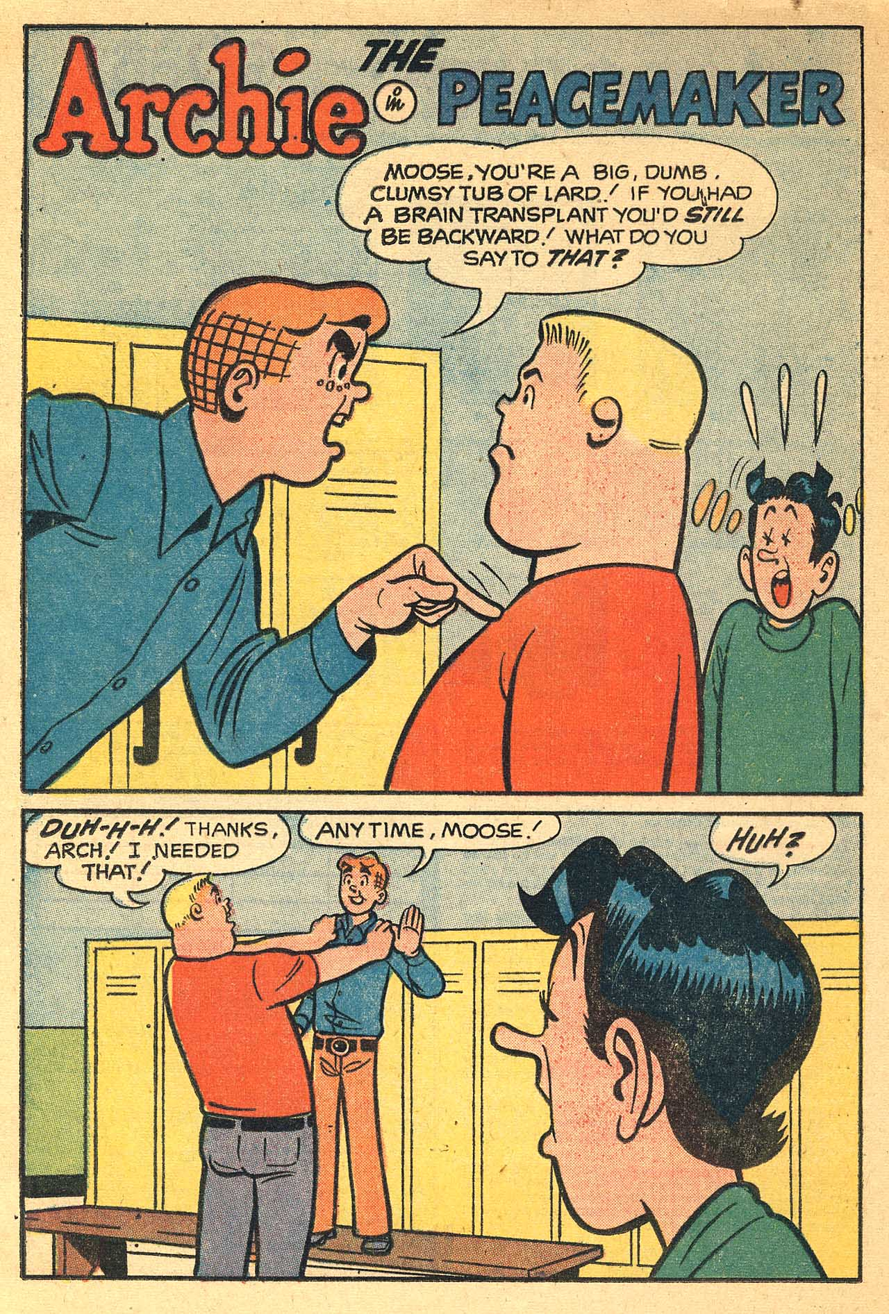 Read online Archie (1960) comic -  Issue #224 - 20