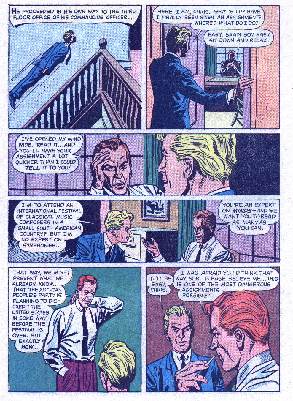 Four Color Comics issue 1330 - Page 10
