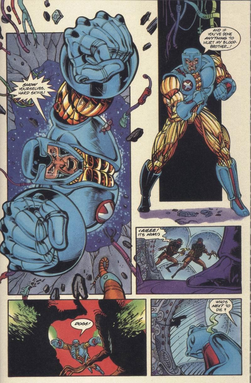 Read online Turok, Dinosaur Hunter (1993) comic -  Issue #19 - 13