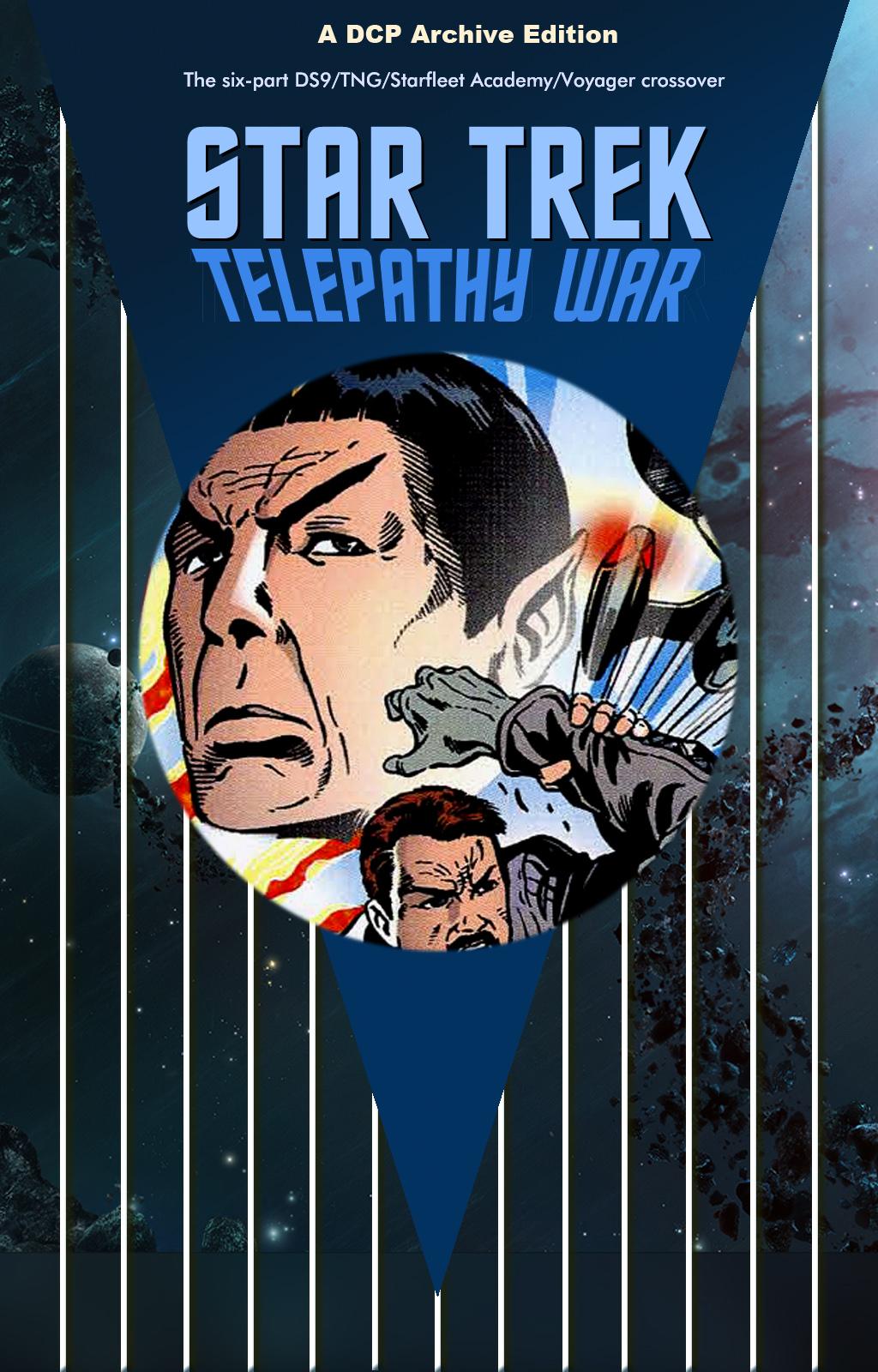 Star Trek: Telepathy War issue Full - Page 1