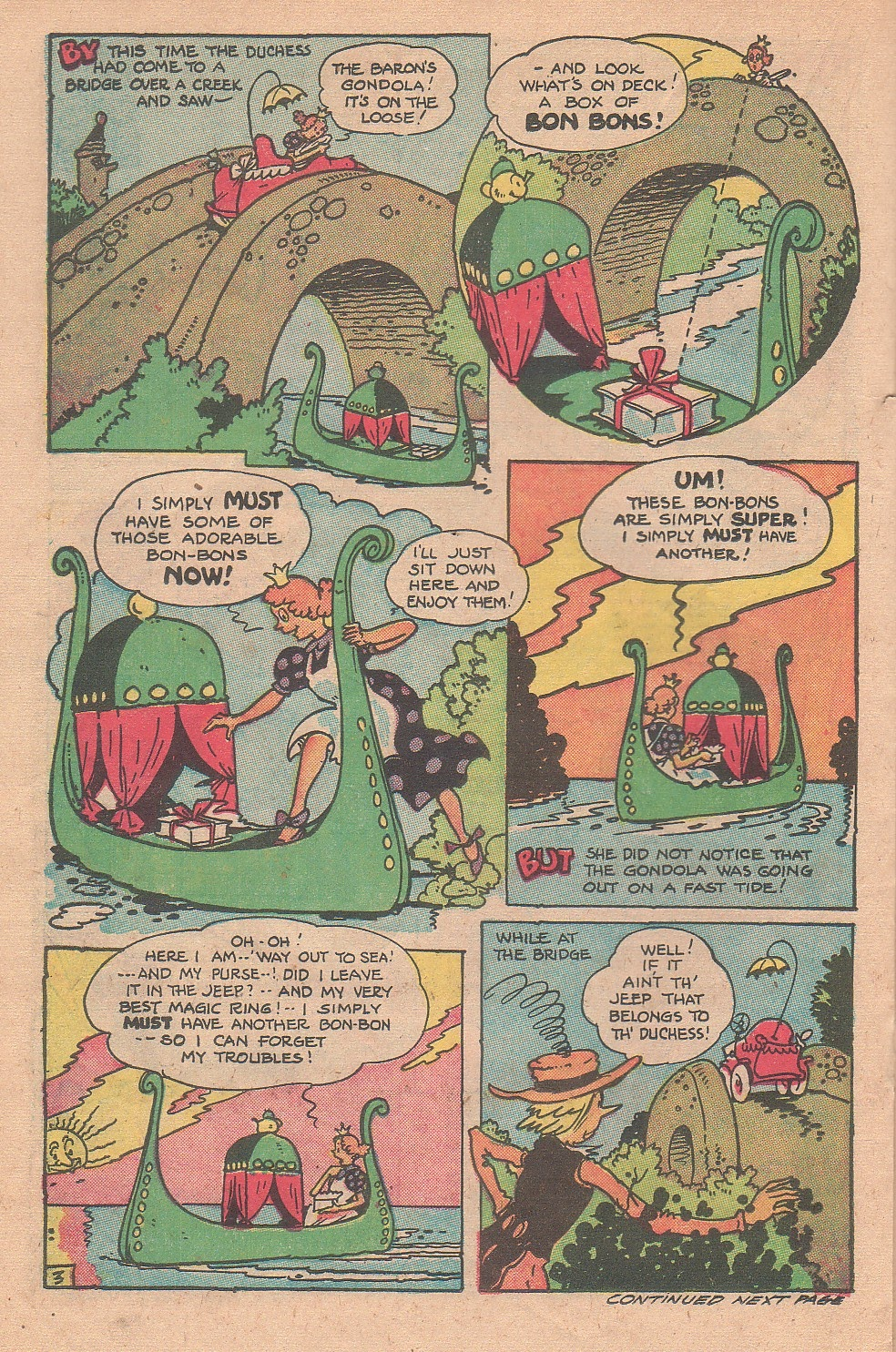 Jingle Jangle Comics issue 19 - Page 30