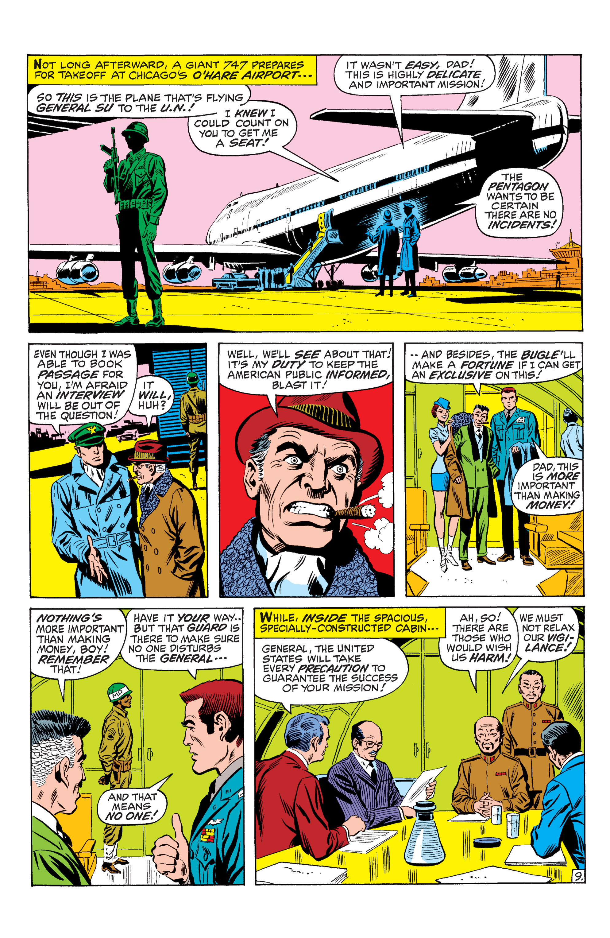The Amazing Spider-Man (1963) 88 Page 9