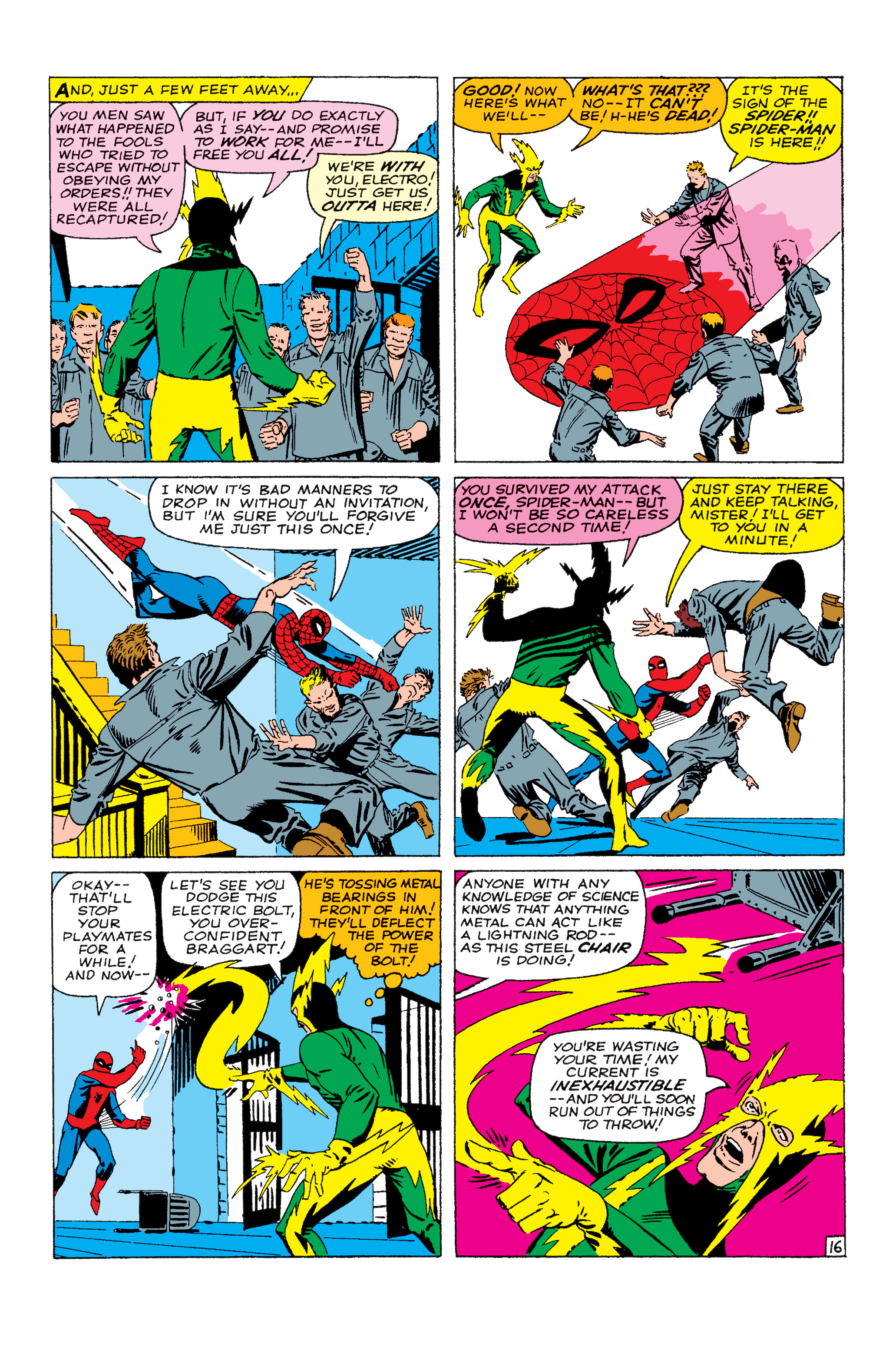 The Amazing Spider-Man (1963) 9 Page 16