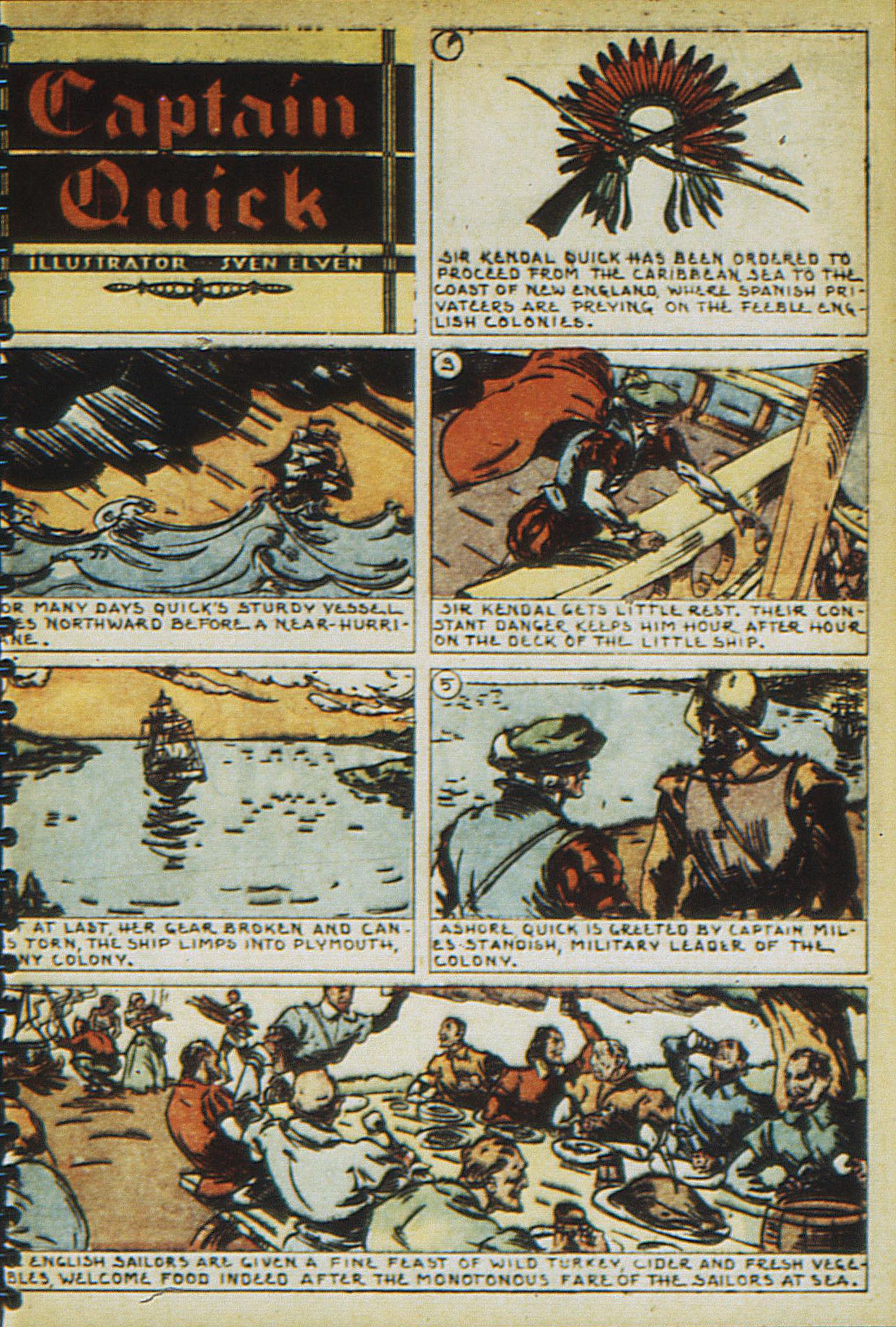 Read online Adventure Comics (1938) comic -  Issue #23 - 63