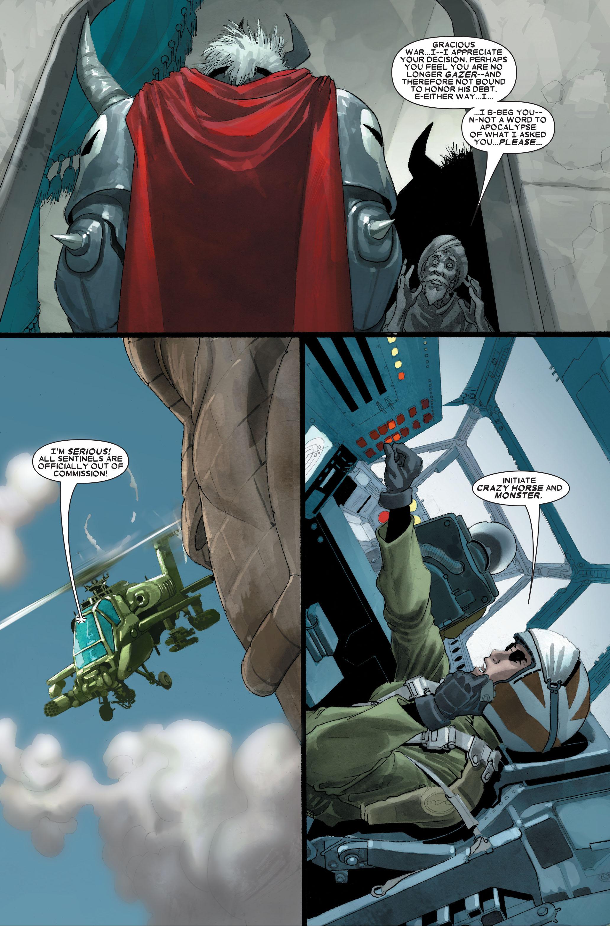 X-Men (1991) 184 Page 12