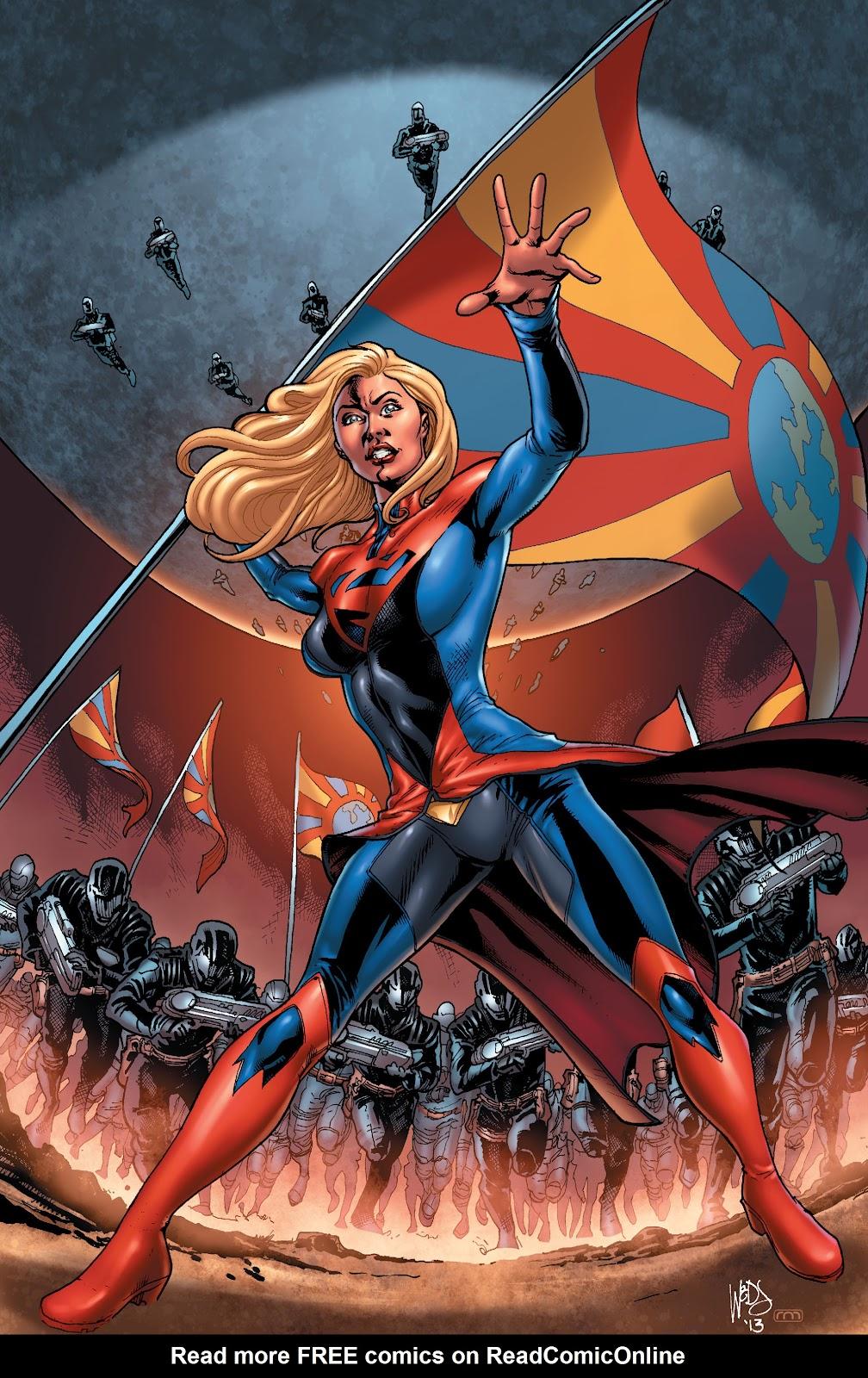 Read online Smallville Season 11 [II] comic -  Issue # TPB 4 - 37