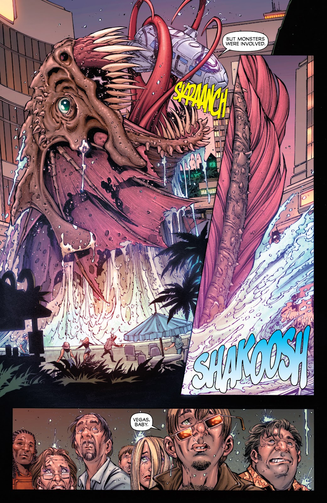 Read online Incredible Hulks (2010) comic -  Issue # _TPB Heart of the Monster - 22