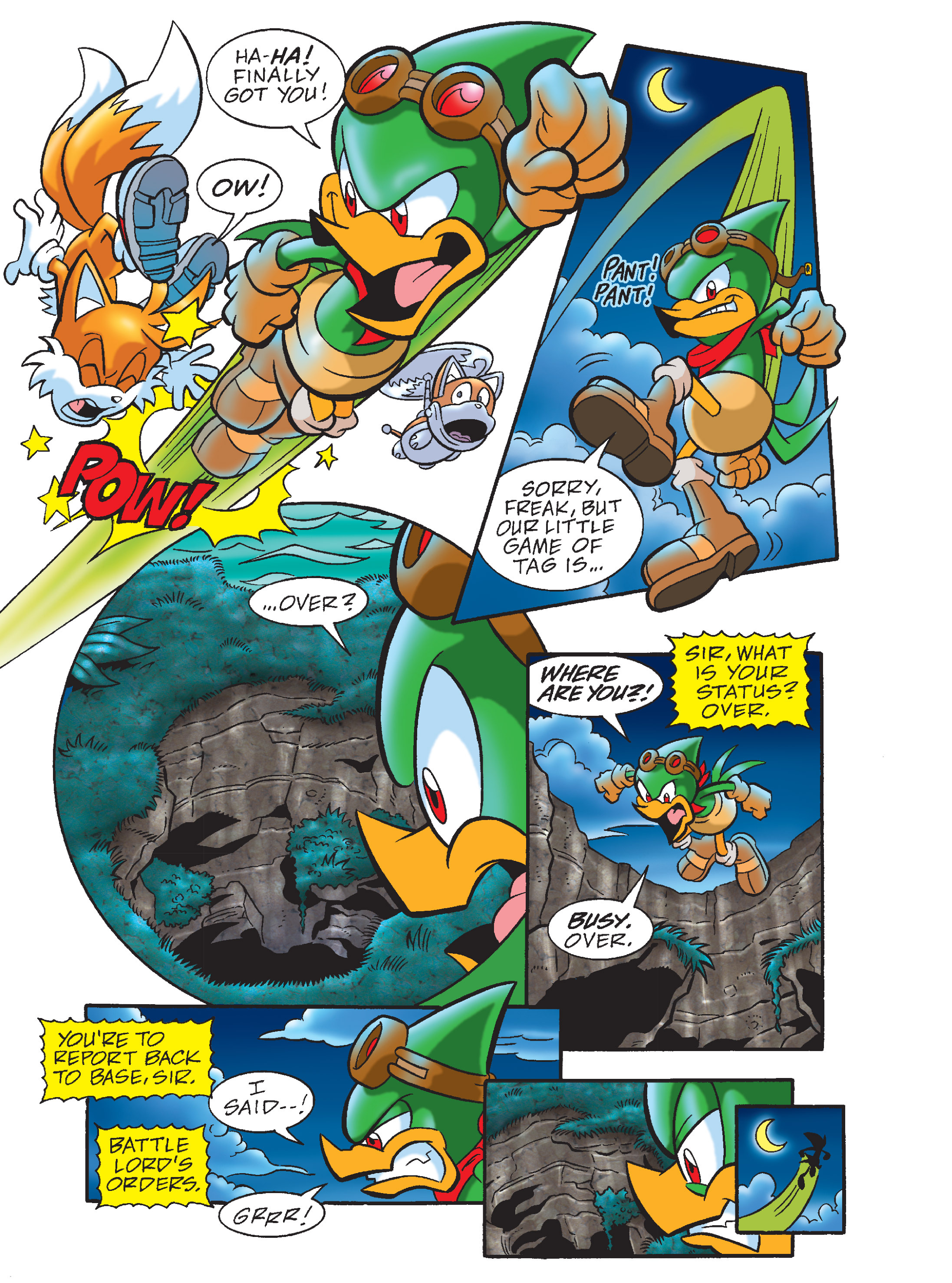 Read online Sonic Super Digest comic -  Issue #8 - 57