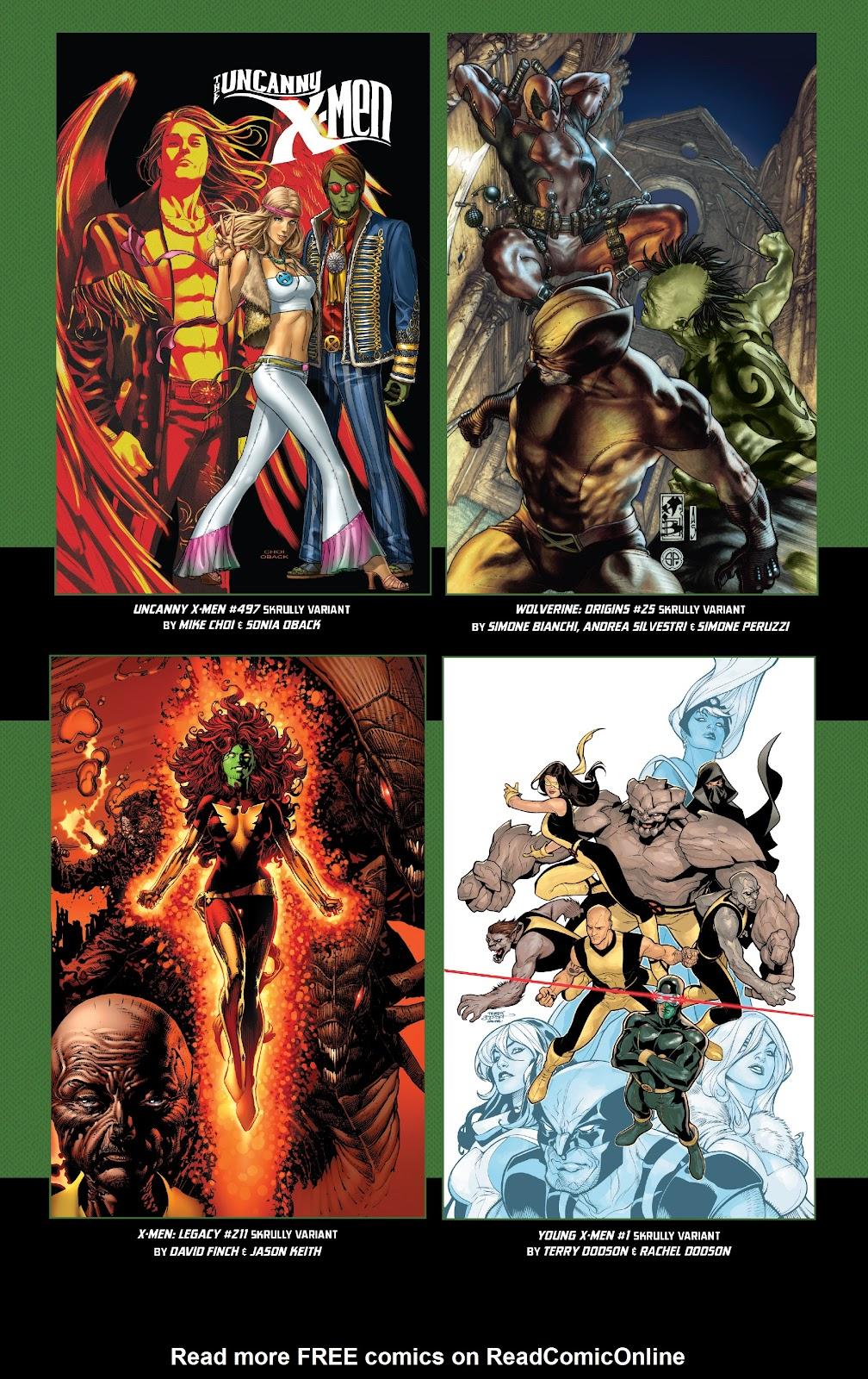 Read online Secret Invasion: Rise of the Skrulls comic -  Issue # TPB (Part 5) - 62