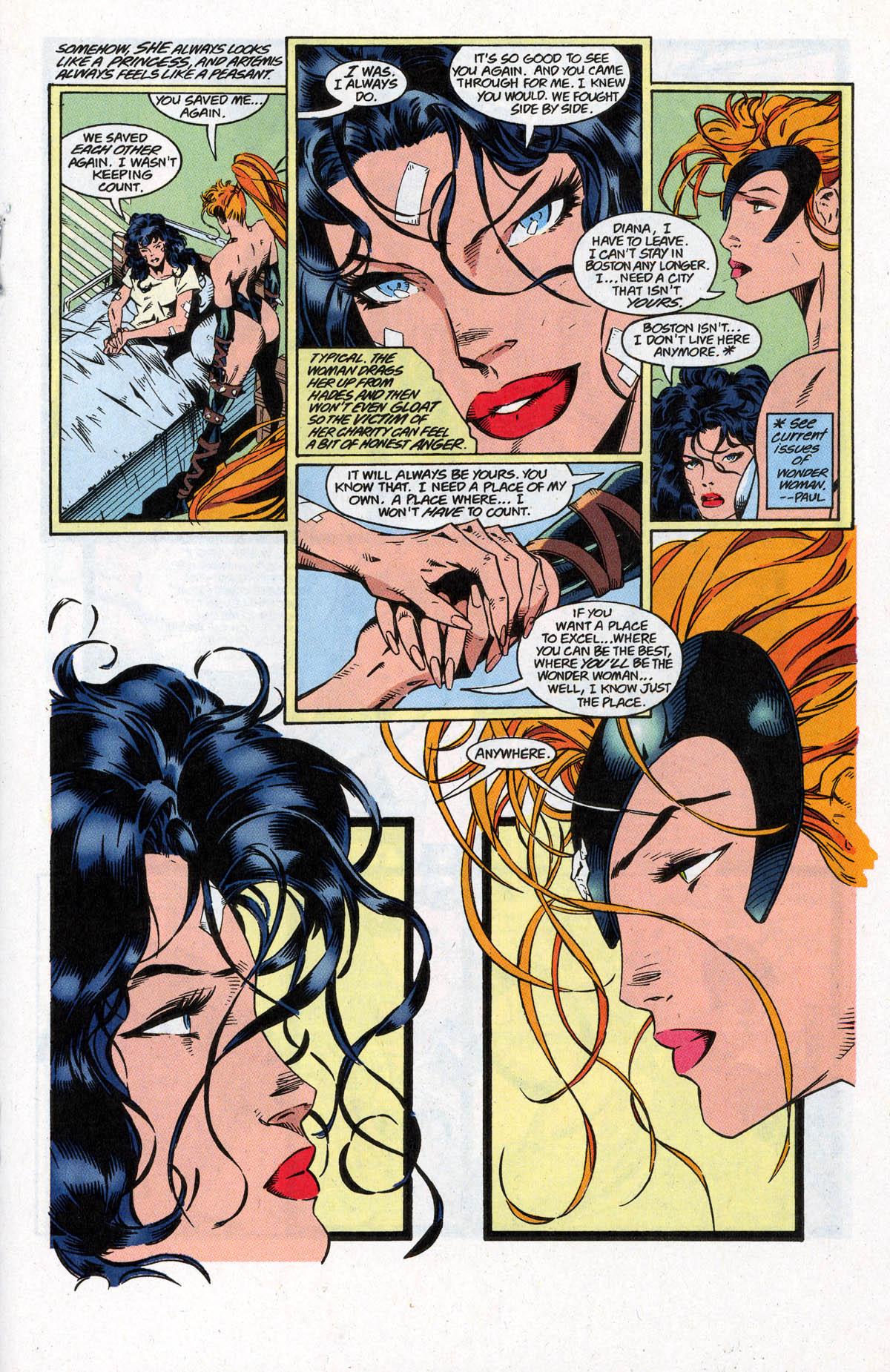 Read online Artemis: Requiem comic -  Issue #2 - 18