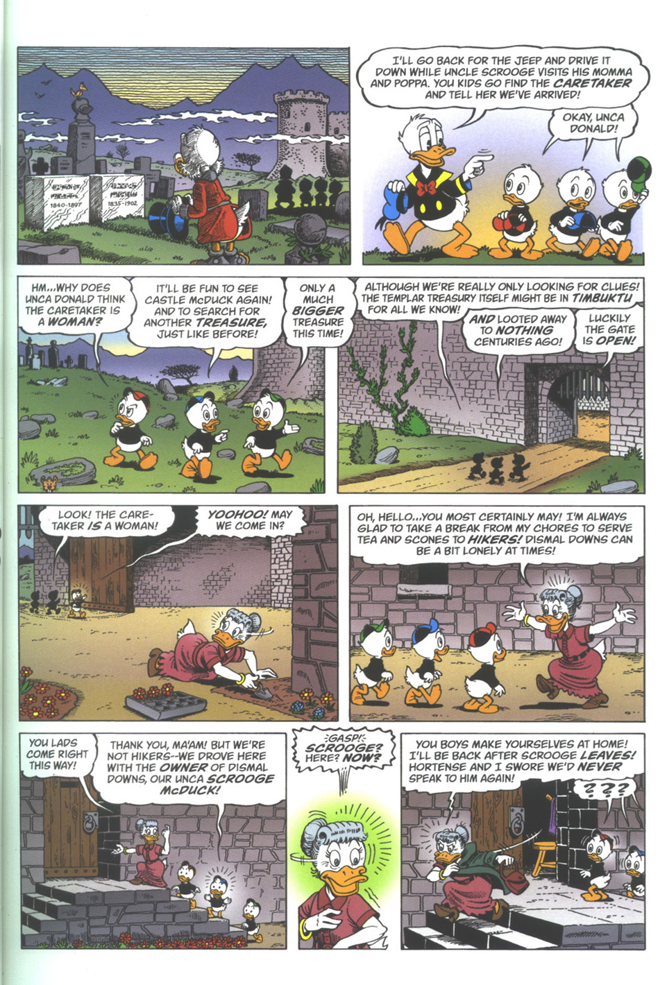 Read online Uncle Scrooge (1953) comic -  Issue #342 - 7