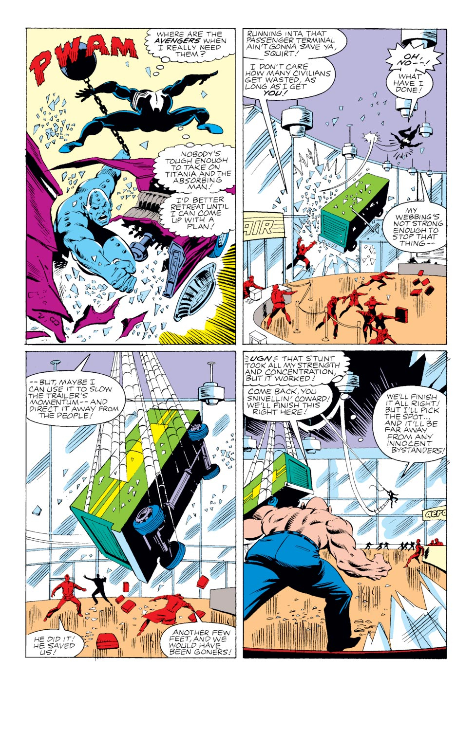 The Amazing Spider-Man (1963) 283 Page 18