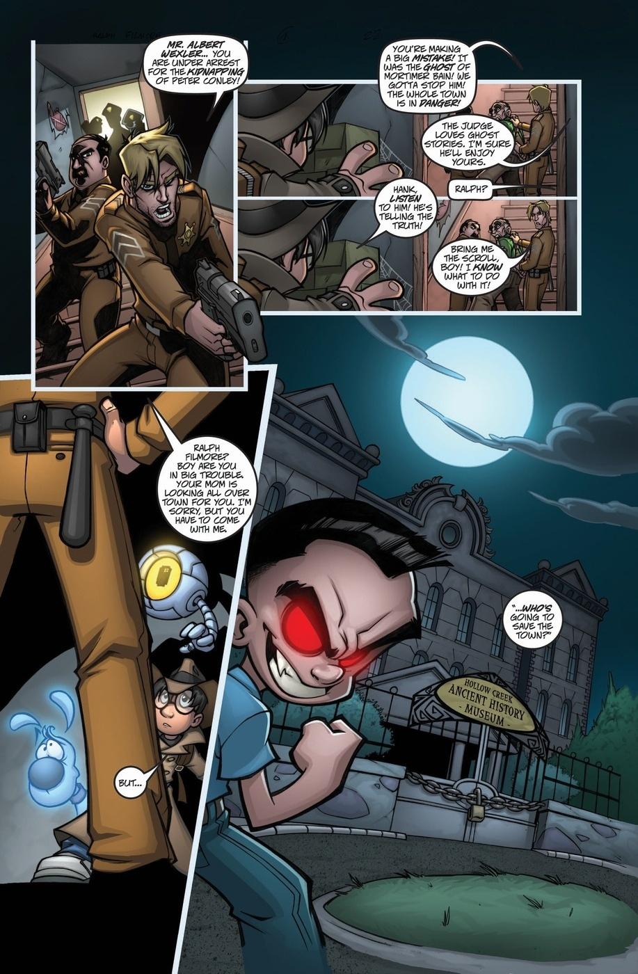 Read online Ralph Filmore comic -  Issue # Full - 25