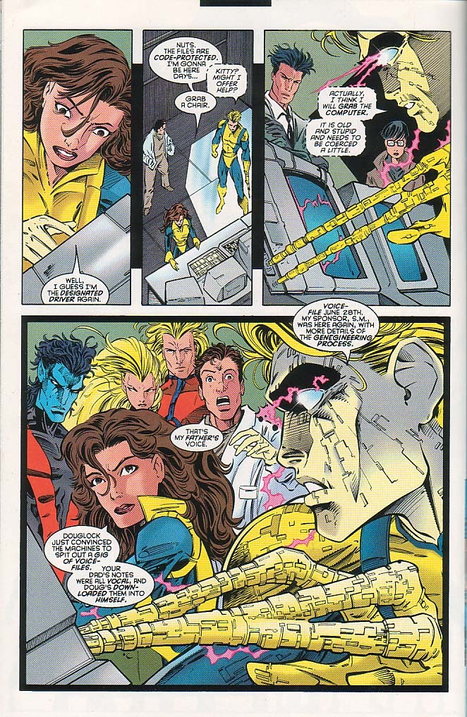 Excalibur (1988) issue 87 - Page 20
