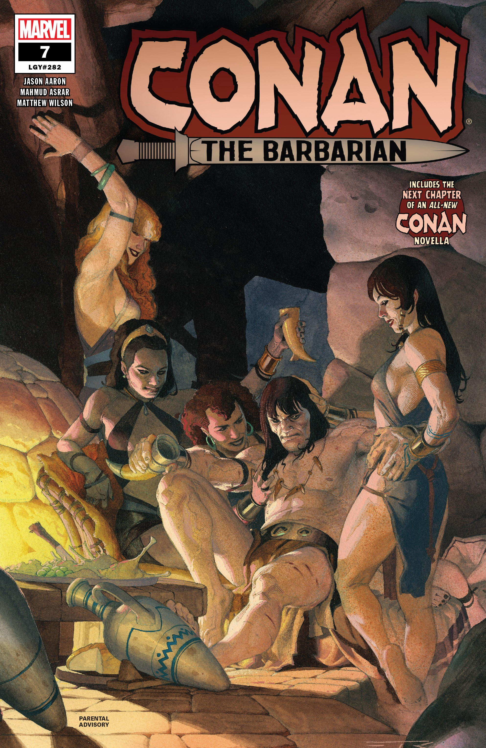 Conan the Barbarian (2019) 7 Page 1
