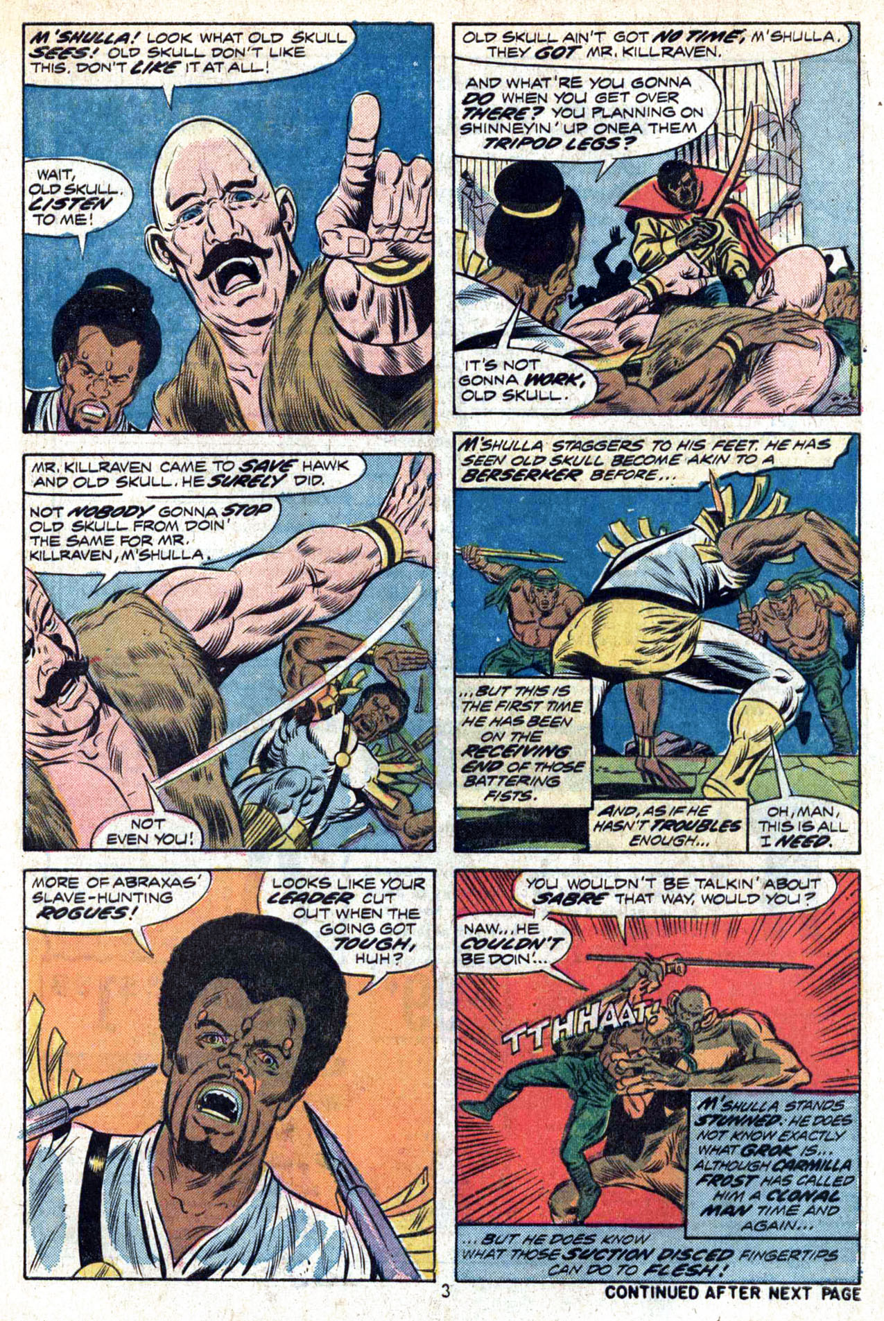 Read online Amazing Adventures (1970) comic -  Issue #23 - 5