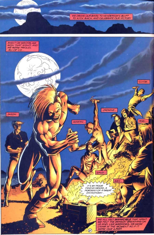 Read online Ultraverse Premiere comic -  Issue #1 - 6