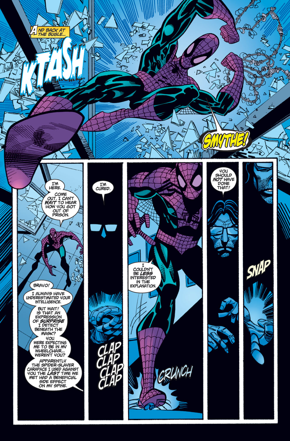 The Amazing Spider-Man (1999) 20 Page 16
