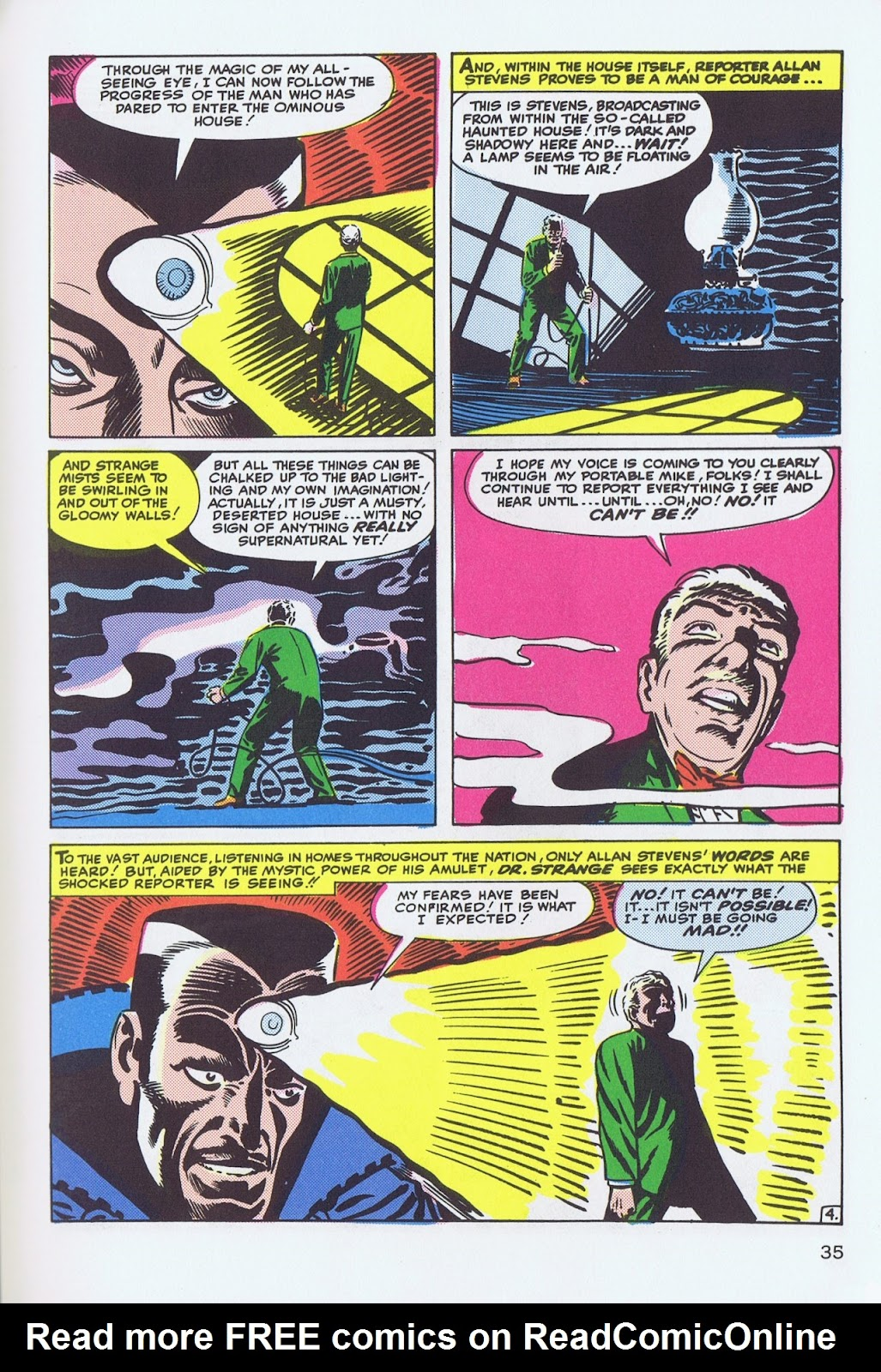 Doctor Strange: Master of the Mystic Arts issue TPB - Page 33