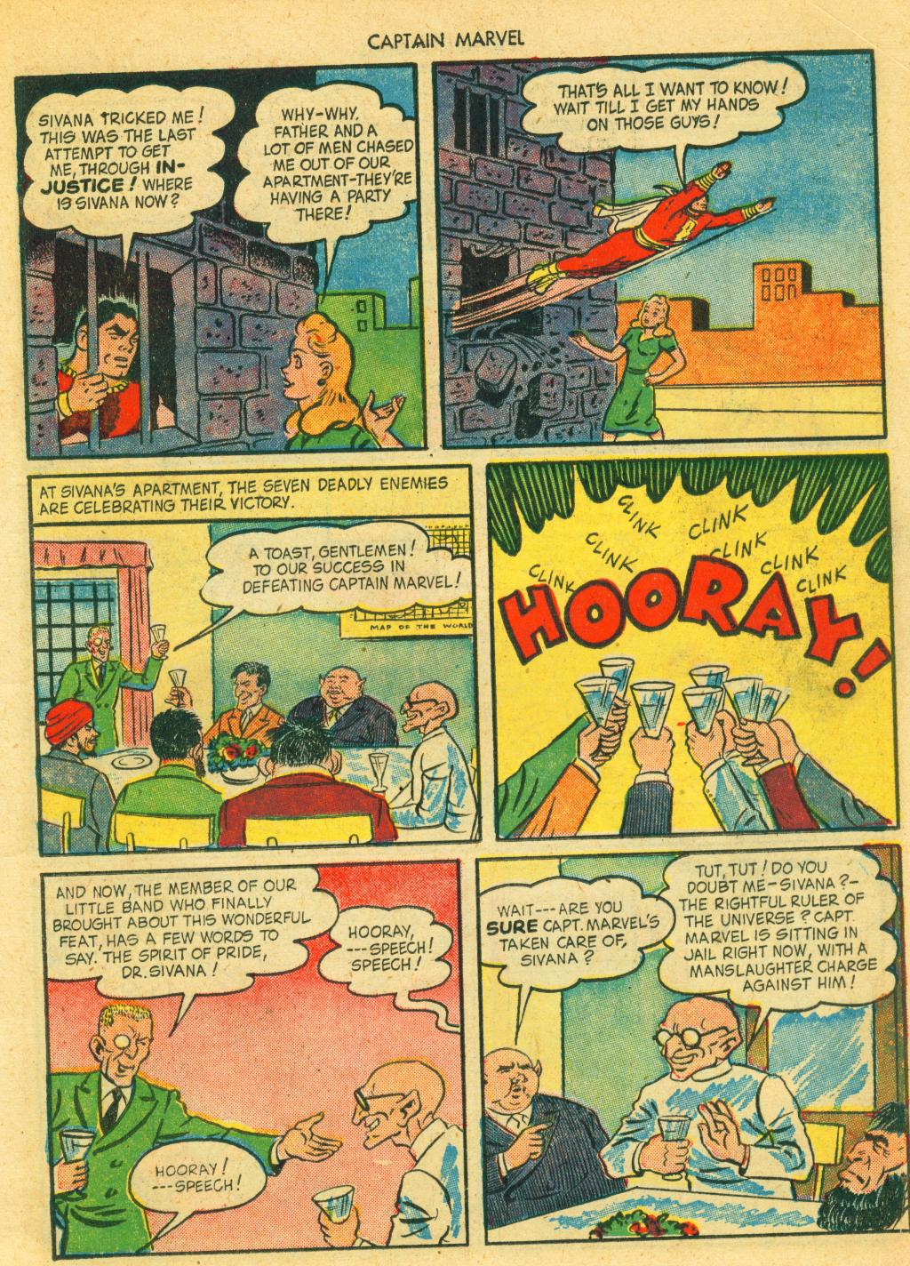 Captain Marvel Adventures issue 41 - Page 15