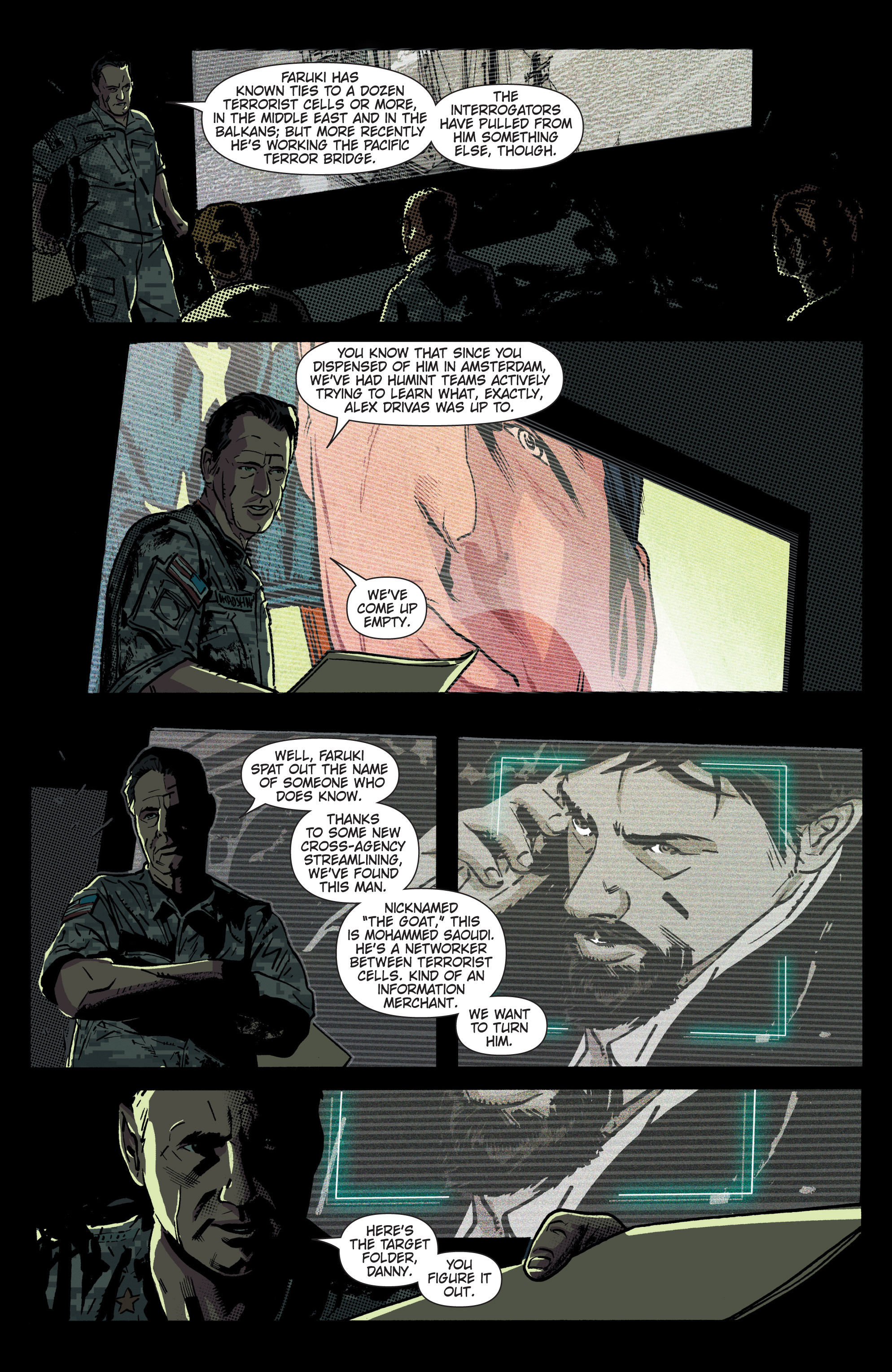 Read online The Activity comic -  Issue #7 - 11