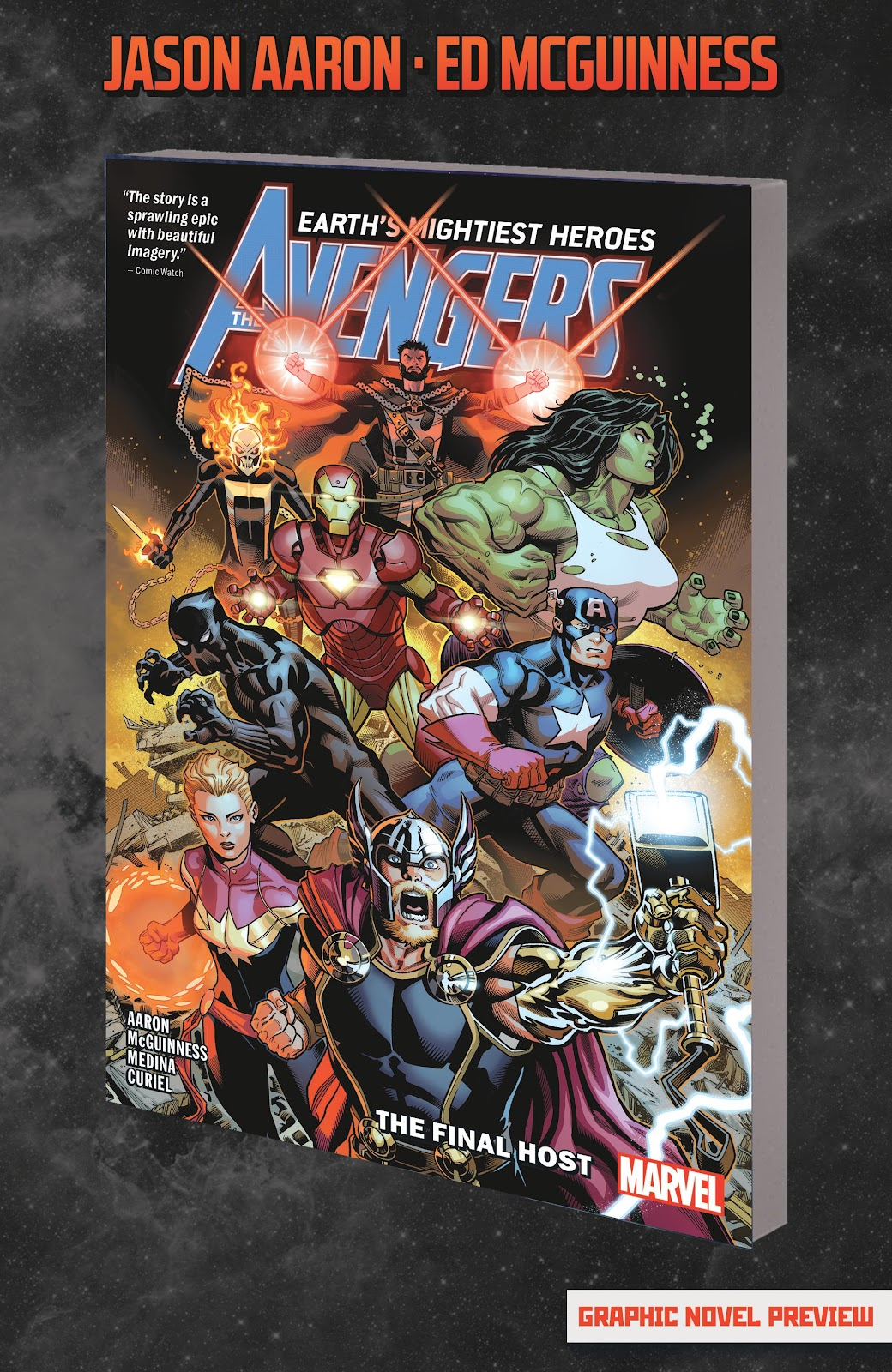 Read online Avengers Start Here Sampler 2019 comic -  Issue # Full - 11