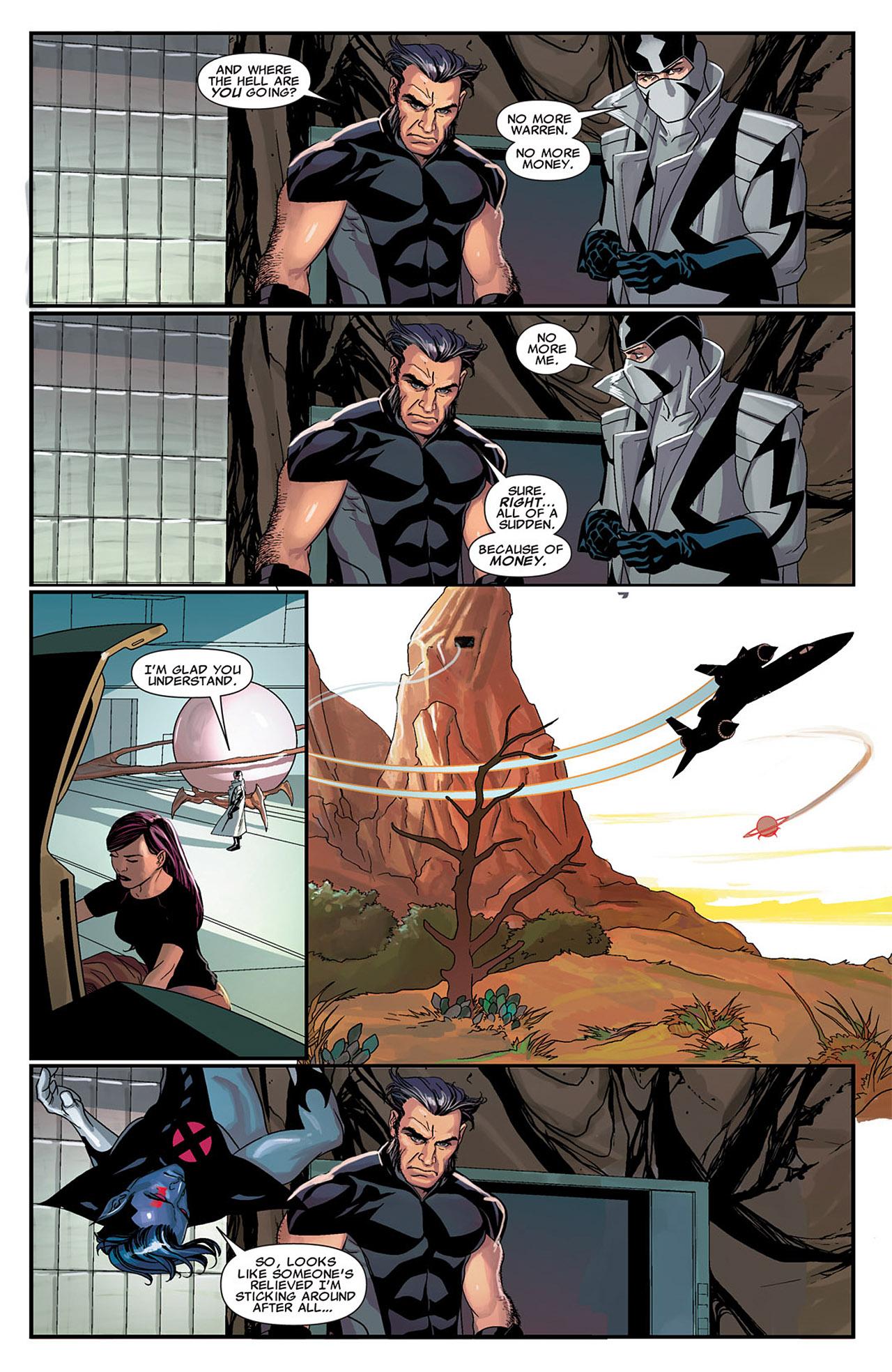 Uncanny X-Force (2010) #25 #27 - English 13