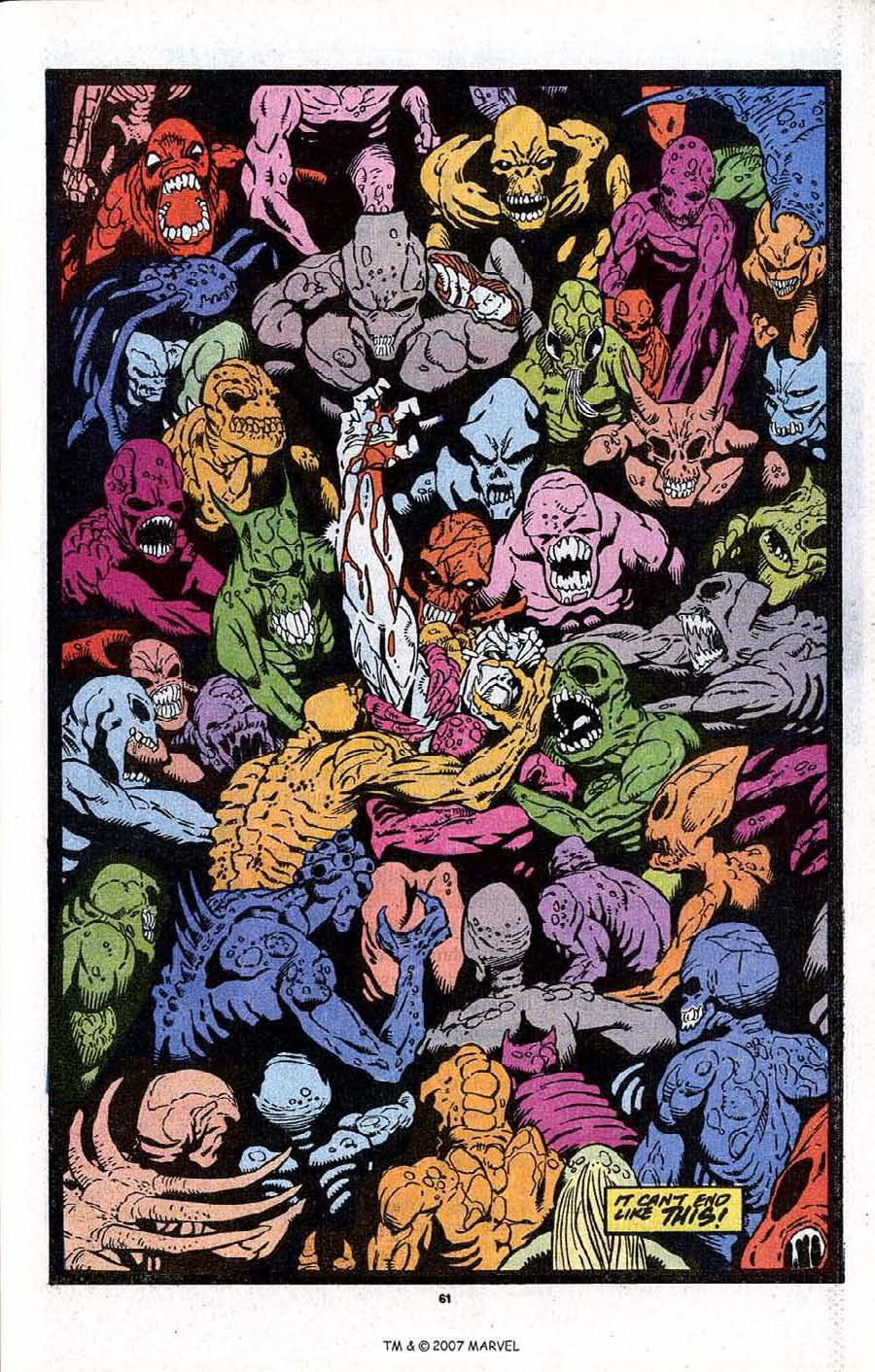 Read online Silver Surfer (1987) comic -  Issue # _Annual 3 - 63