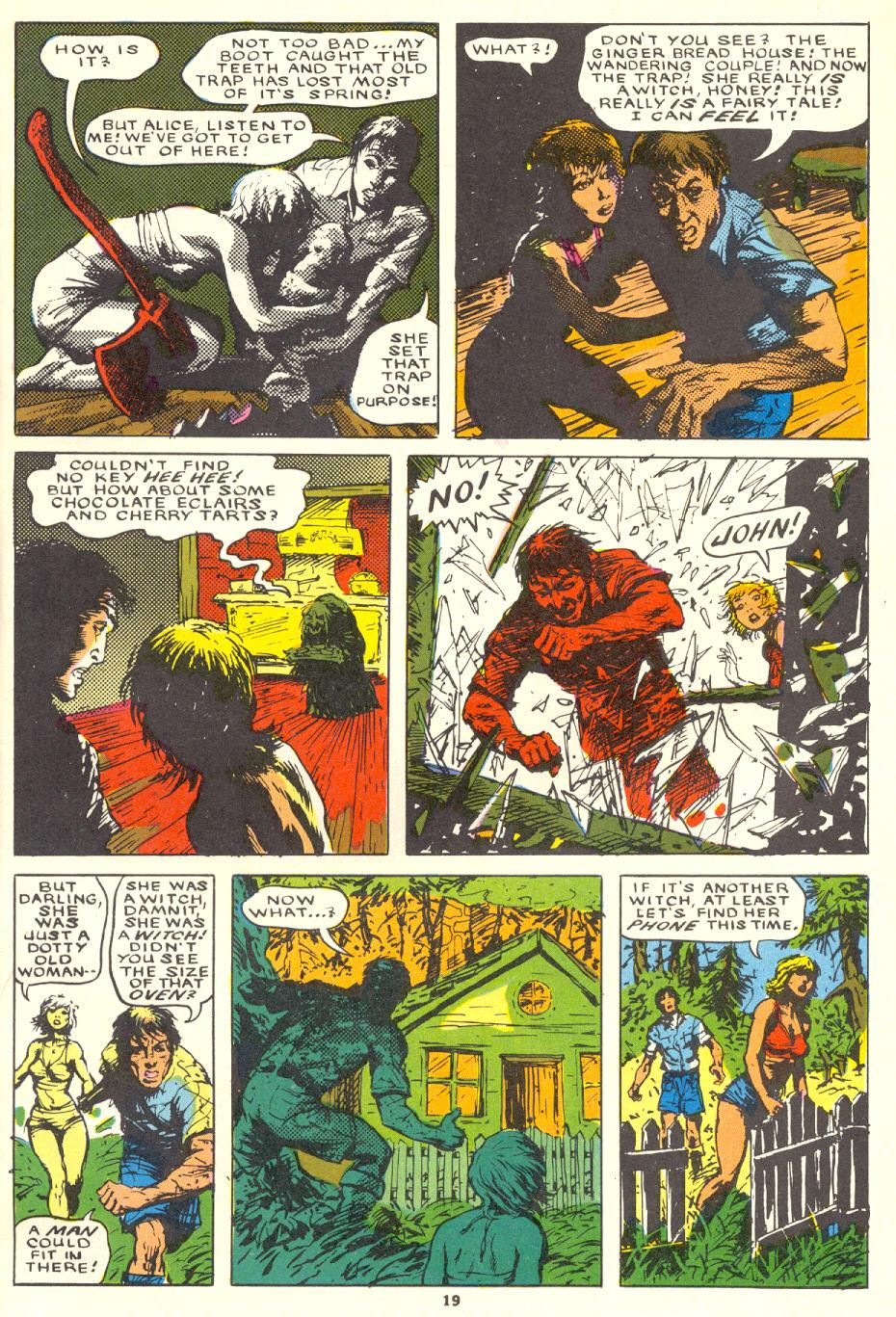 Read online Twisted Tales (1982) comic -  Issue #1 - 20