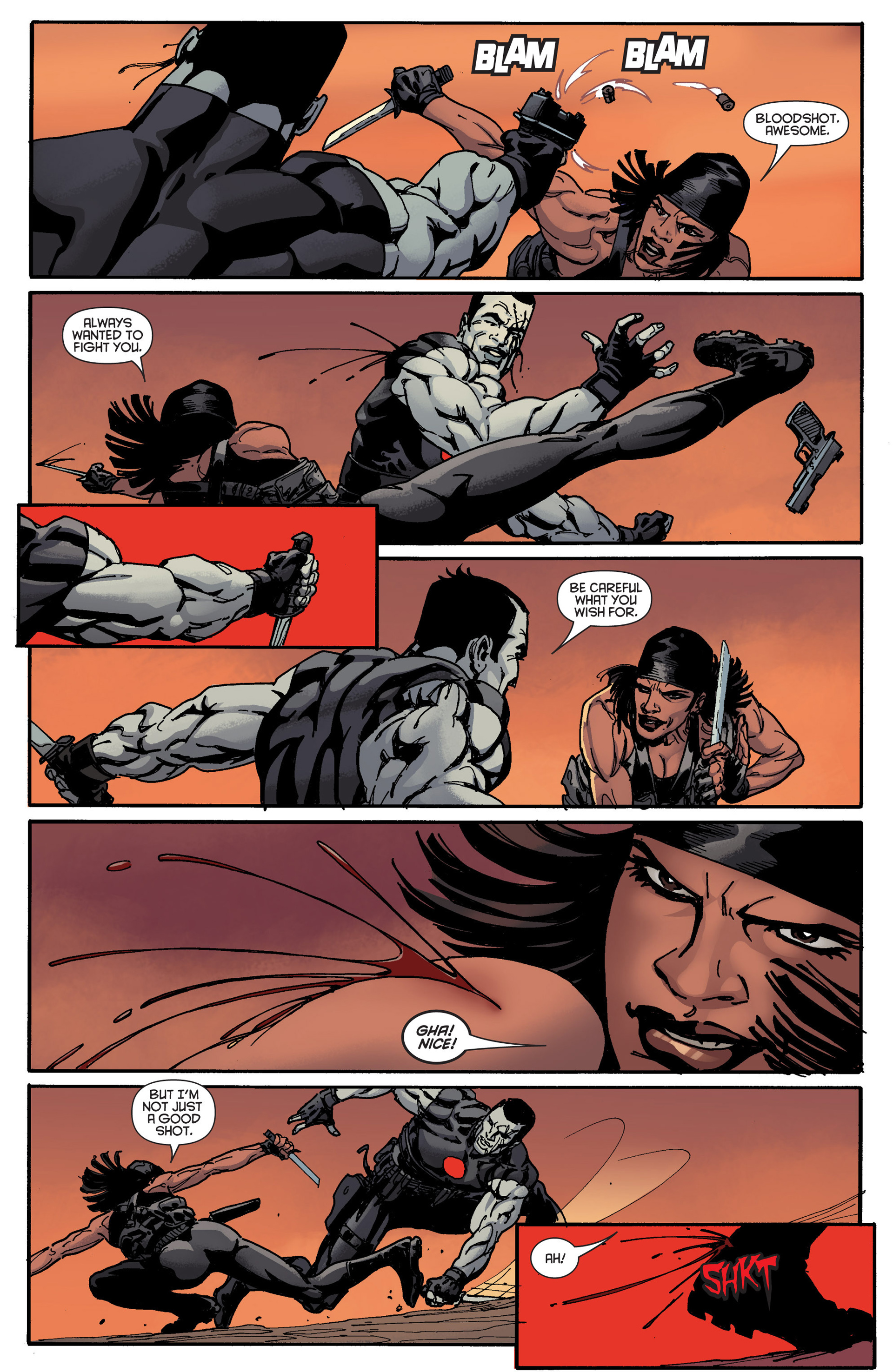 Read online Bloodshot and H.A.R.D.Corps comic -  Issue #18 - 12