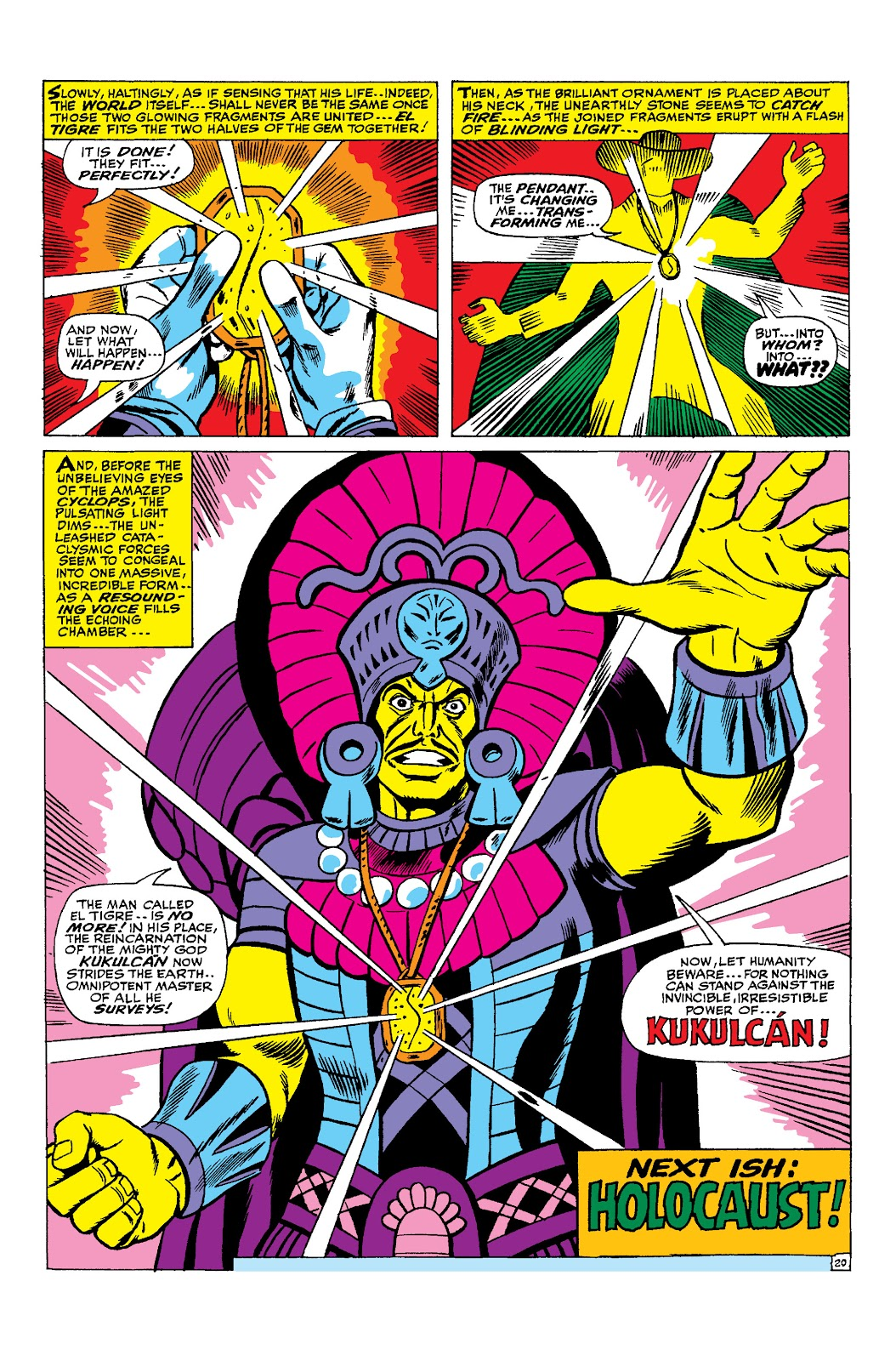 Uncanny X-Men (1963) issue 25 - Page 21
