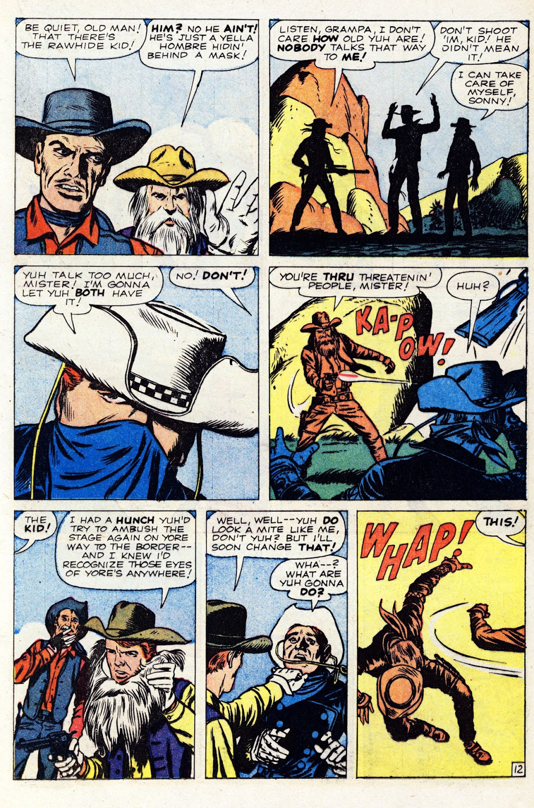 The Rawhide Kid (1955) issue 24 - Page 17