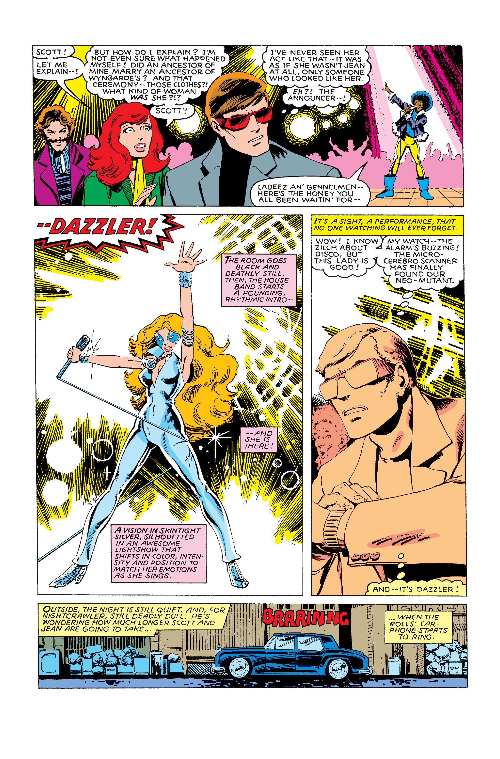 Read online Uncanny X-Men (1963) comic -  Issue #130 - 12