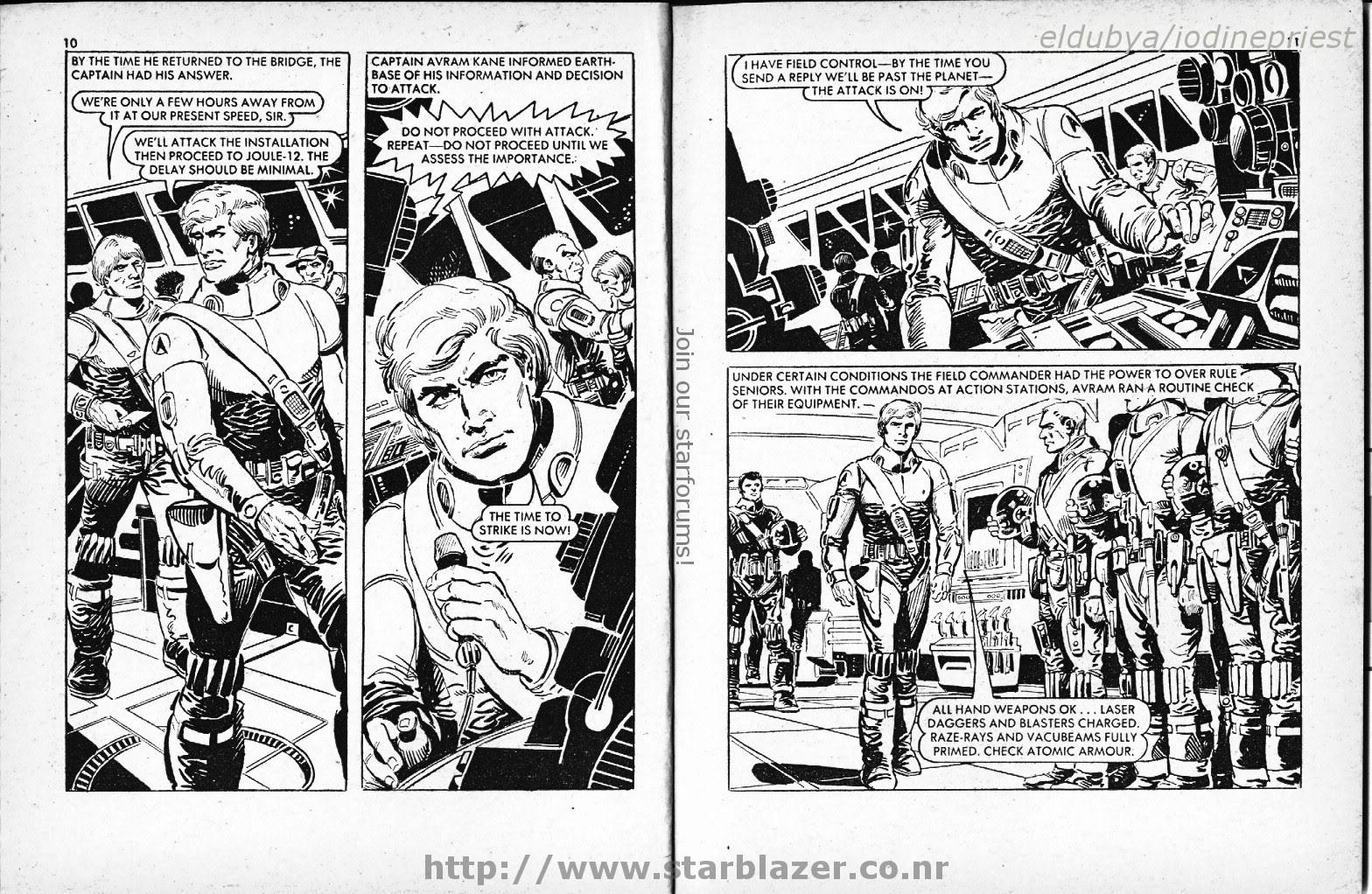 Starblazer issue 65 - Page 7