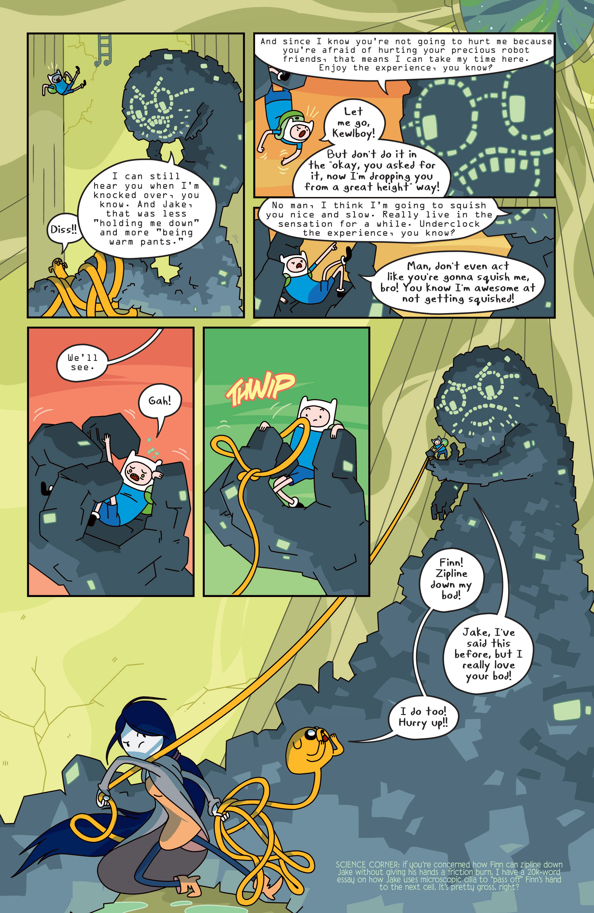 Read online Adventure Time comic -  Issue #Adventure Time _TPB 3 - 69