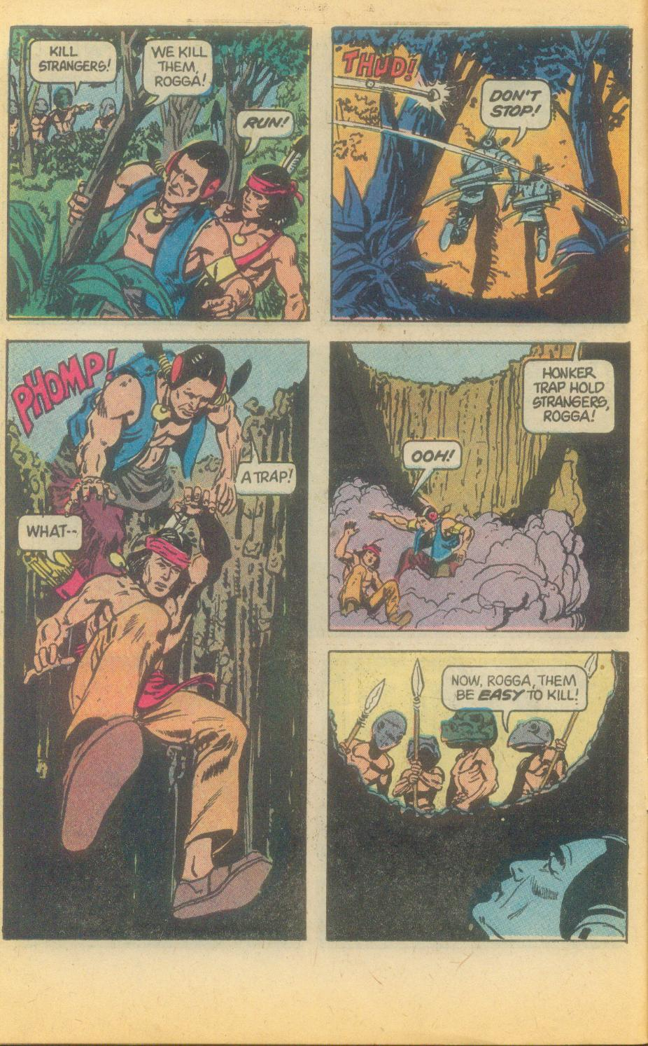 Read online Turok, Son of Stone comic -  Issue #120 - 6