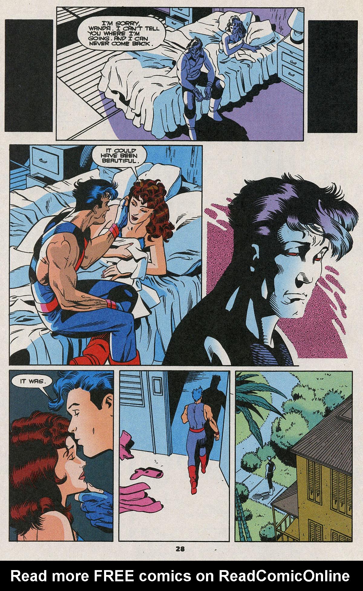 Read online Wonder Man (1991) comic -  Issue #23 - 21