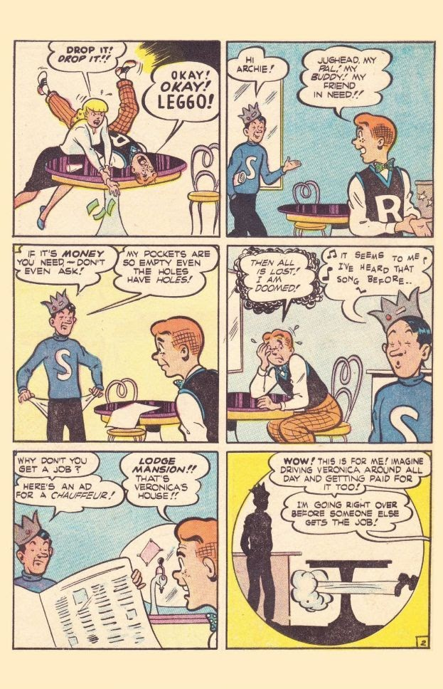 Archie Comics issue 041 - Page 38